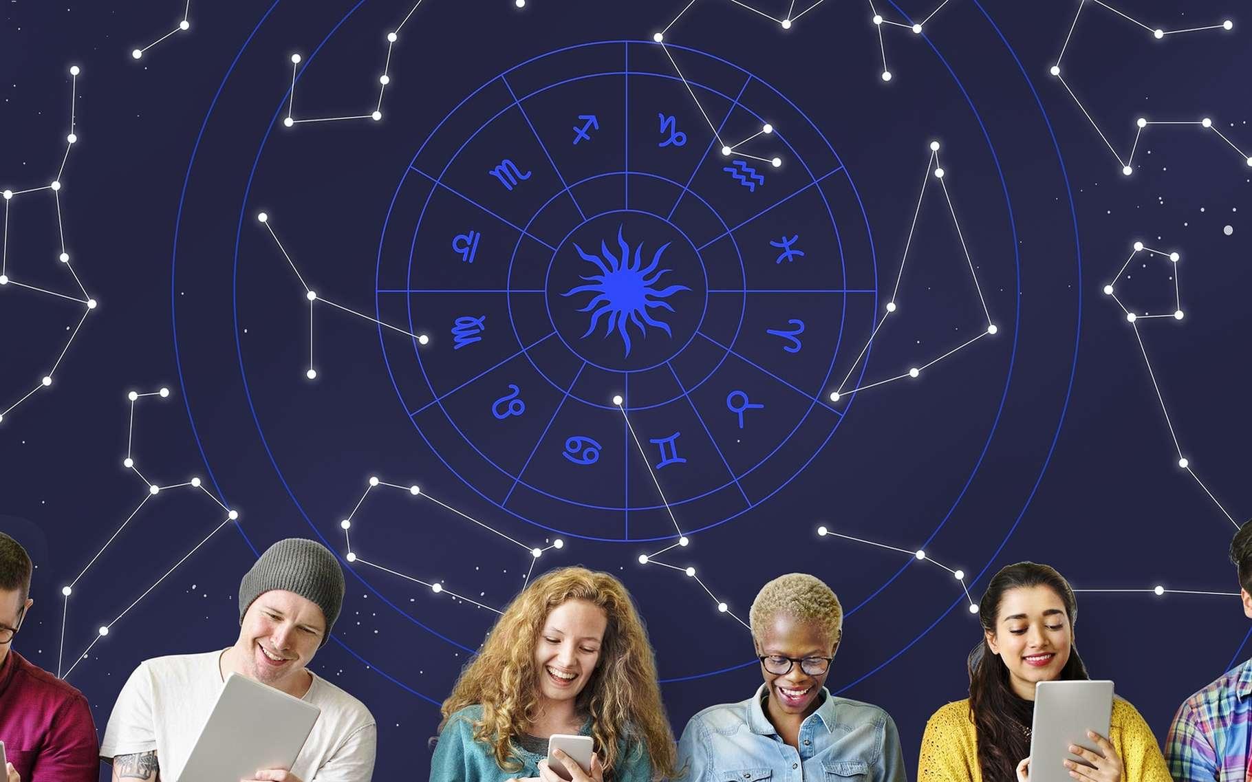 Mais où est passé l'horoscope du serpentaire ? © Rawpixel.com, Shutterstock