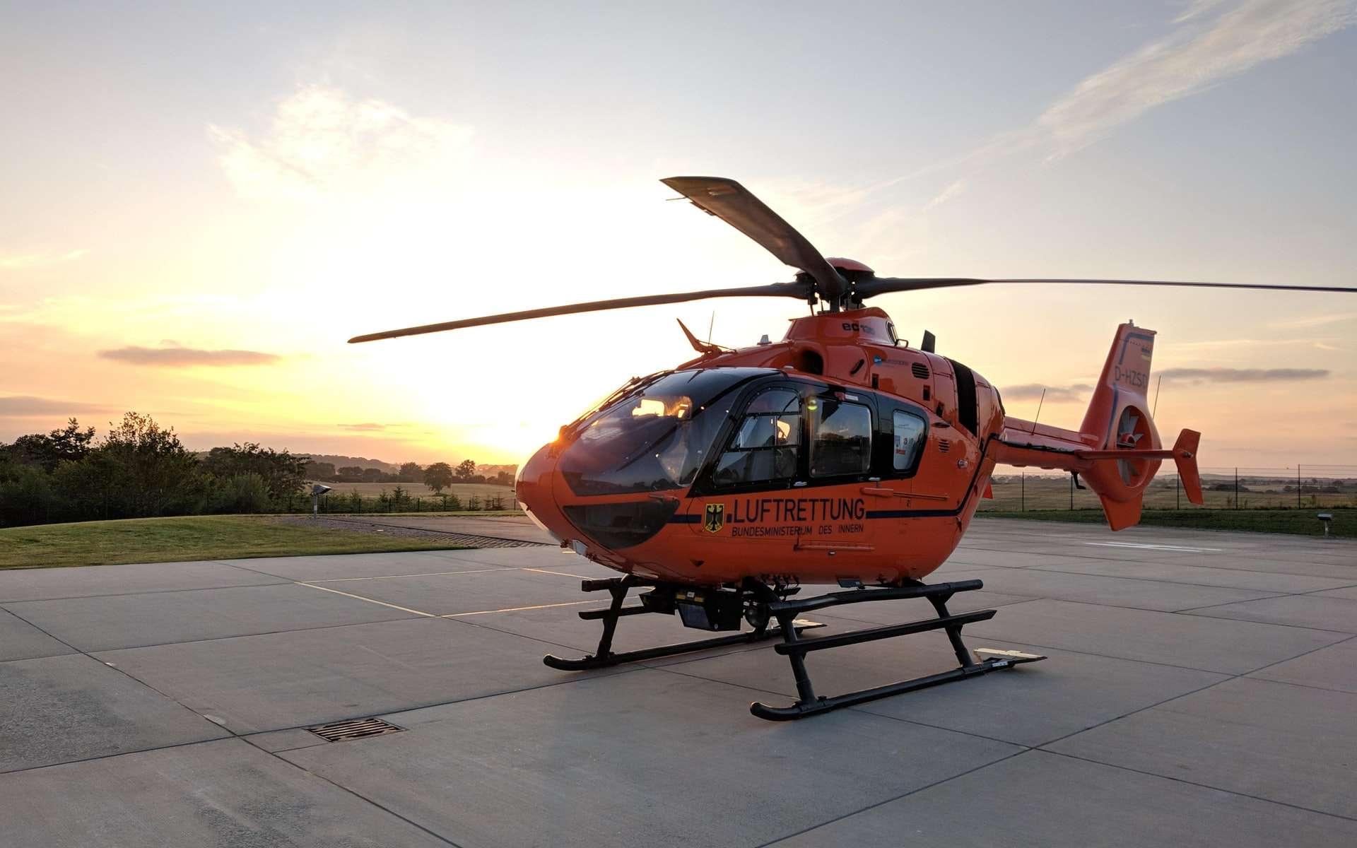 Conseils pour bien préparer son vol d'initiation en hélicoptère. © Phil W, Unsplash