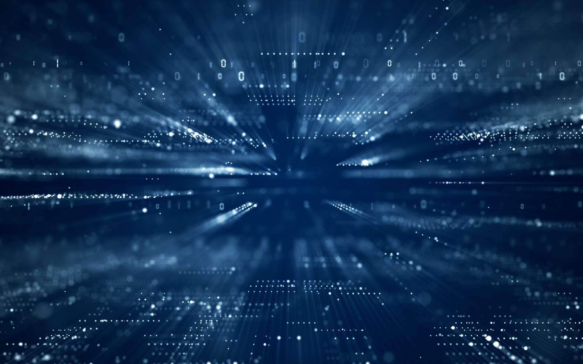 Un réseau informatique permet la transmission d'informations par l'échange de données © AdobeStock