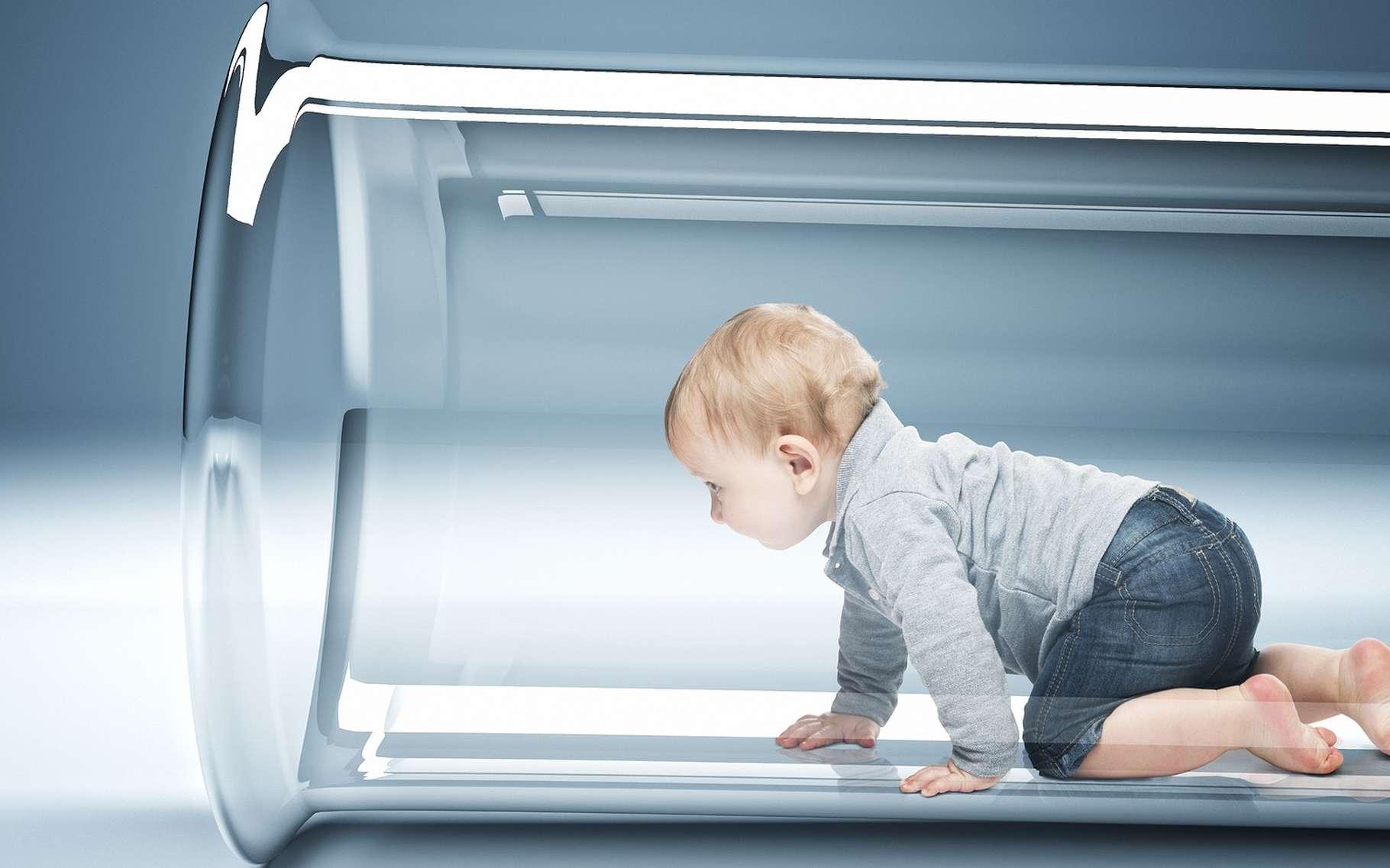 Pour l'instant, un bébé sans mère biologique, cela reste de la science-fiction. Mais demain ? © gualtiero boffi, Shutterstock