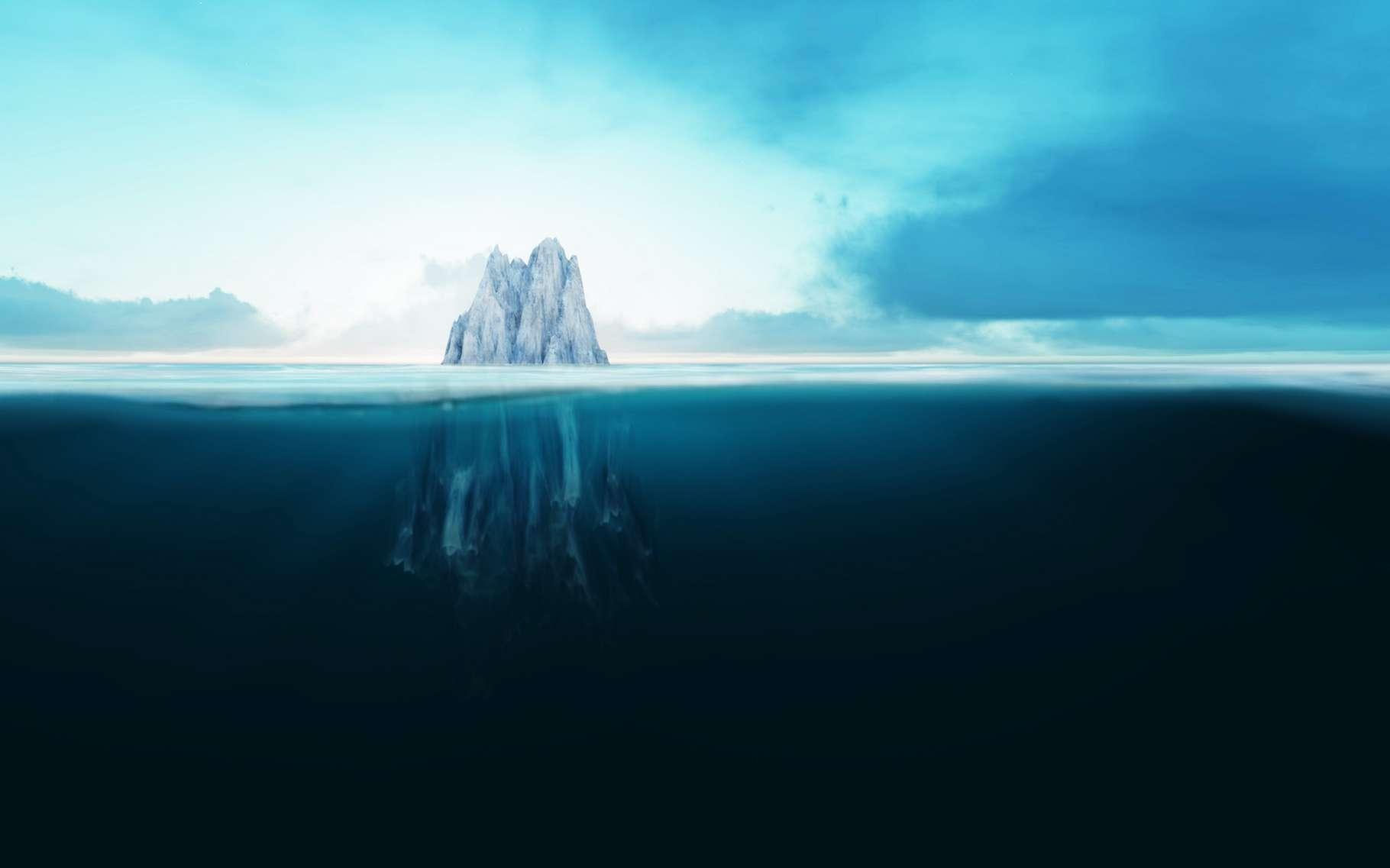 Voici comment les icebergs fondent réellement - Futura
