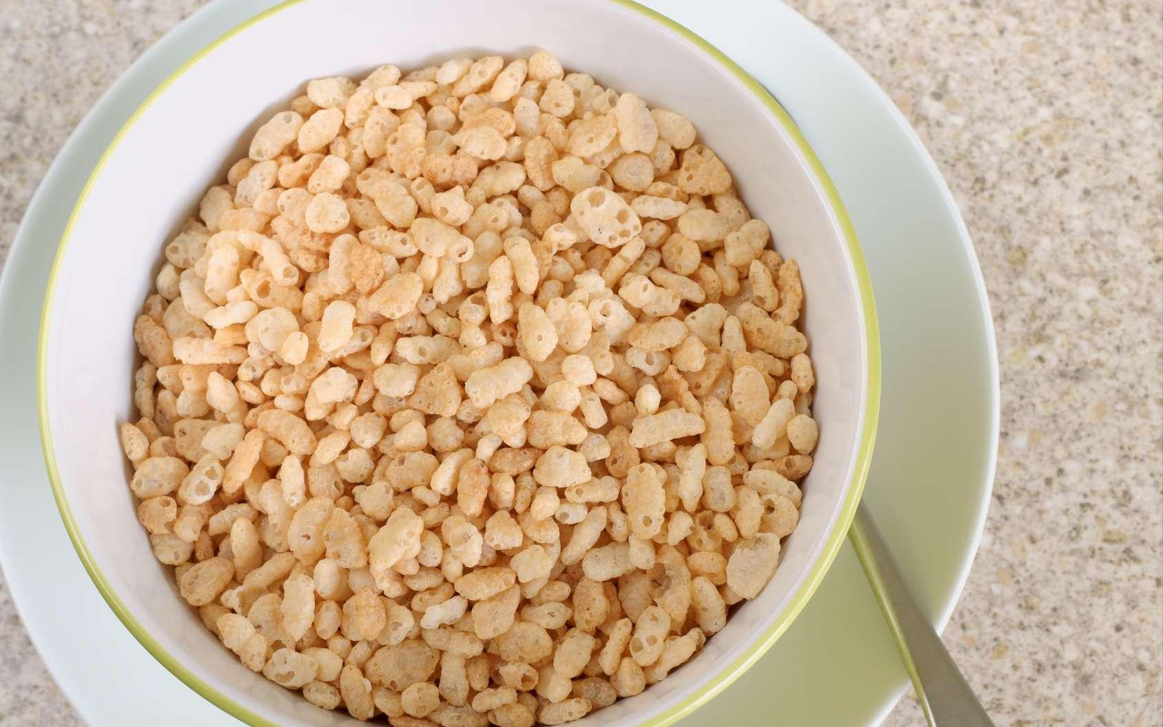 Étudier la banquise grâce aux céréales de petit déjeuner. © David Pimborough, Fotolia