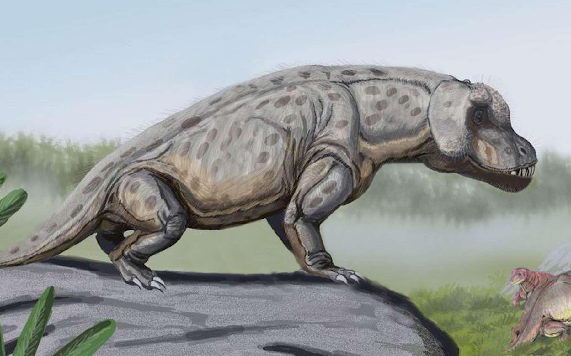 On le pensait paresseux, cet animal préhistorique était en réalité une machine à tuer - Futura