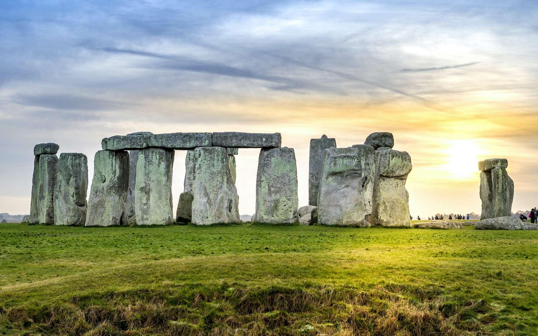 Des chercheurs de l'University College London (Royaume-Uni) montrent que certaines pierres de Stonehenge avaient été au préalable érigées au Pays de Galles. © Athip, Adobe Stock