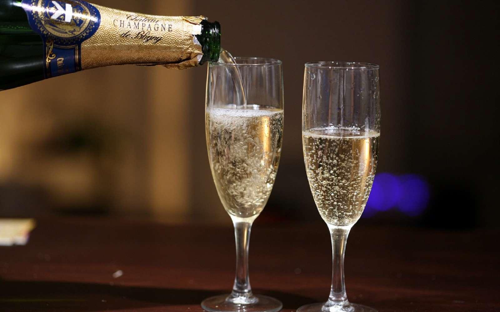 Le champagne bio reste un produit d'exception. © Simon Law, Wikimedia Comnons, CC By-SA 2.0