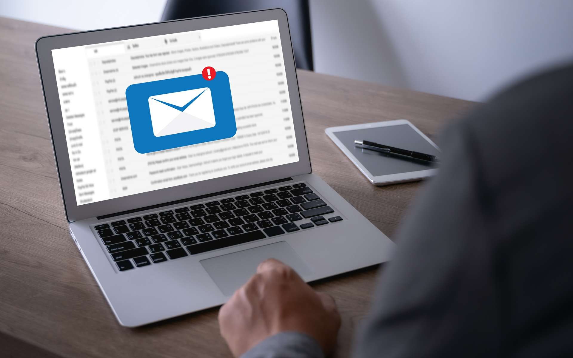 Il est possible d'empêcher le pistage de nos e-mails © onephoto, Adobe Stock
