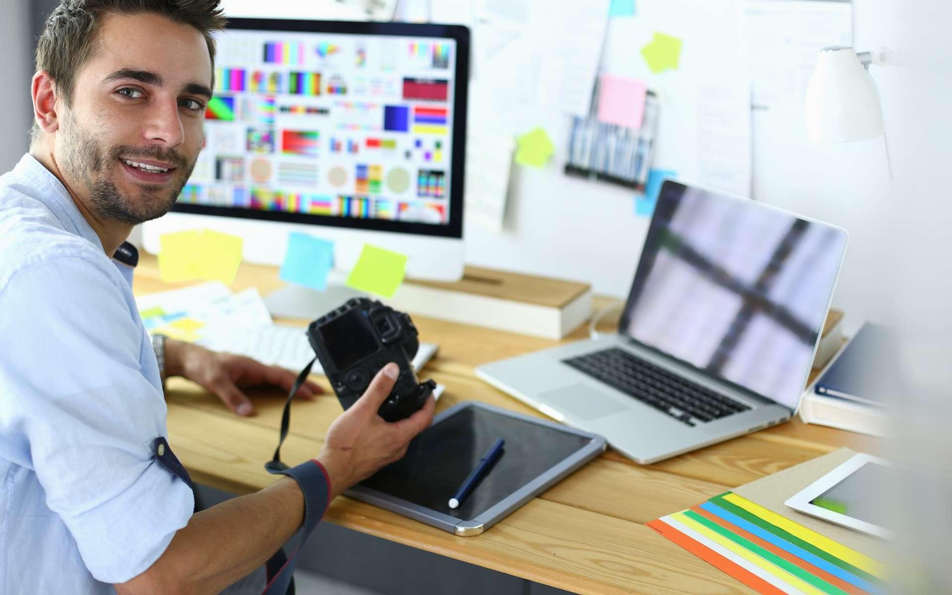 Futura vous propose une sélection des meilleurs outils pour créer des GIFs. © s_l - stock.adobe