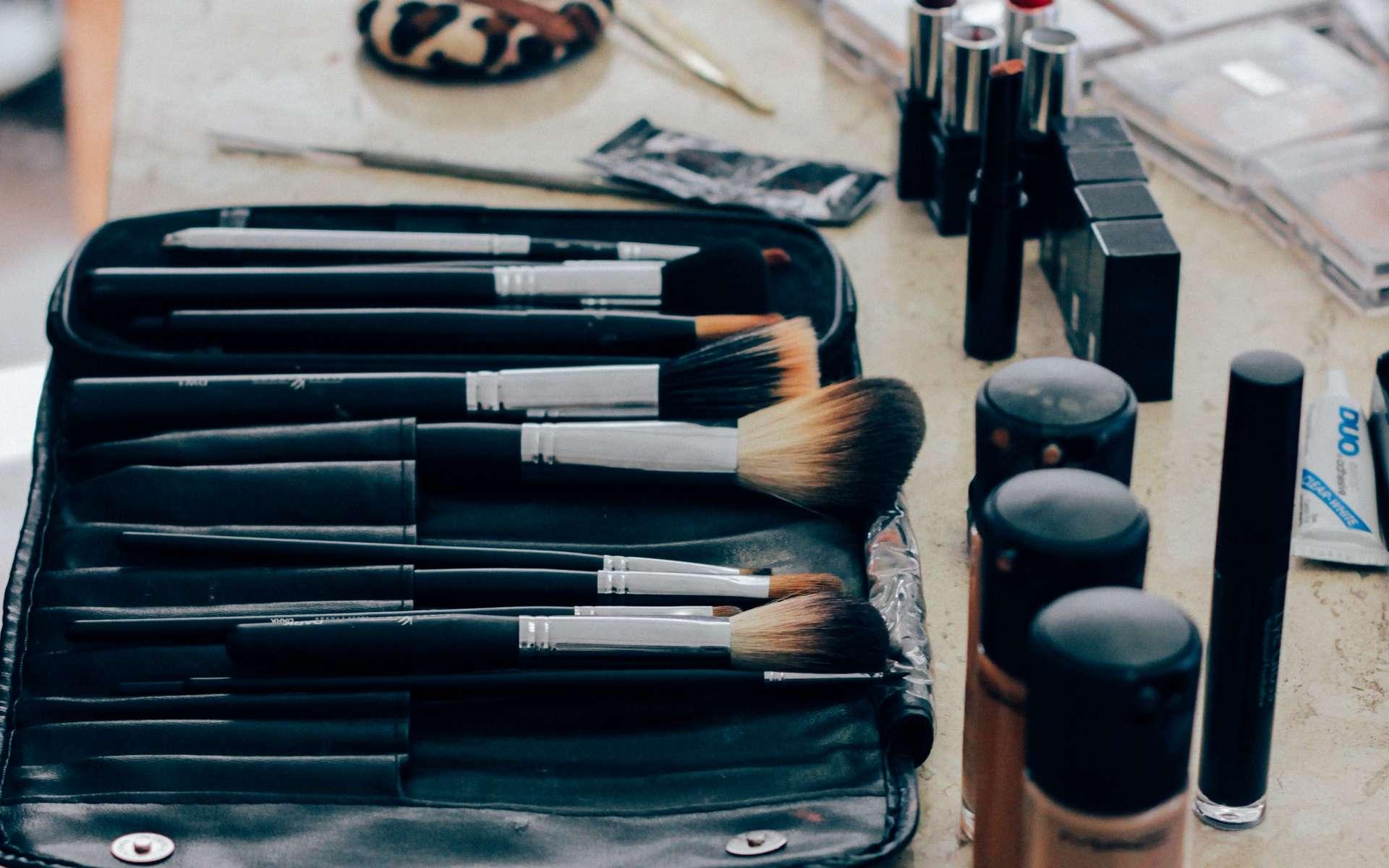 Près de 90 % des produits cosmétiques testés dans cette étude sont contaminés par des bactéries. © CC0 1.0, Public Domain