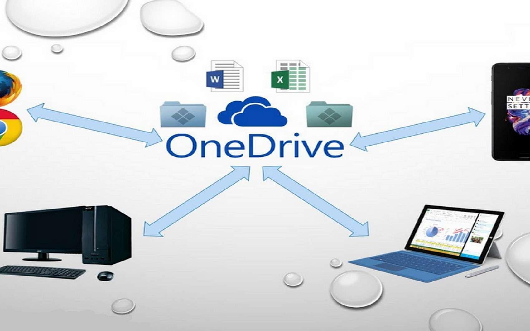 Futura vous dévoile comment stopper la synchronisation d'un dossier avec OneDrive. © Microsoft