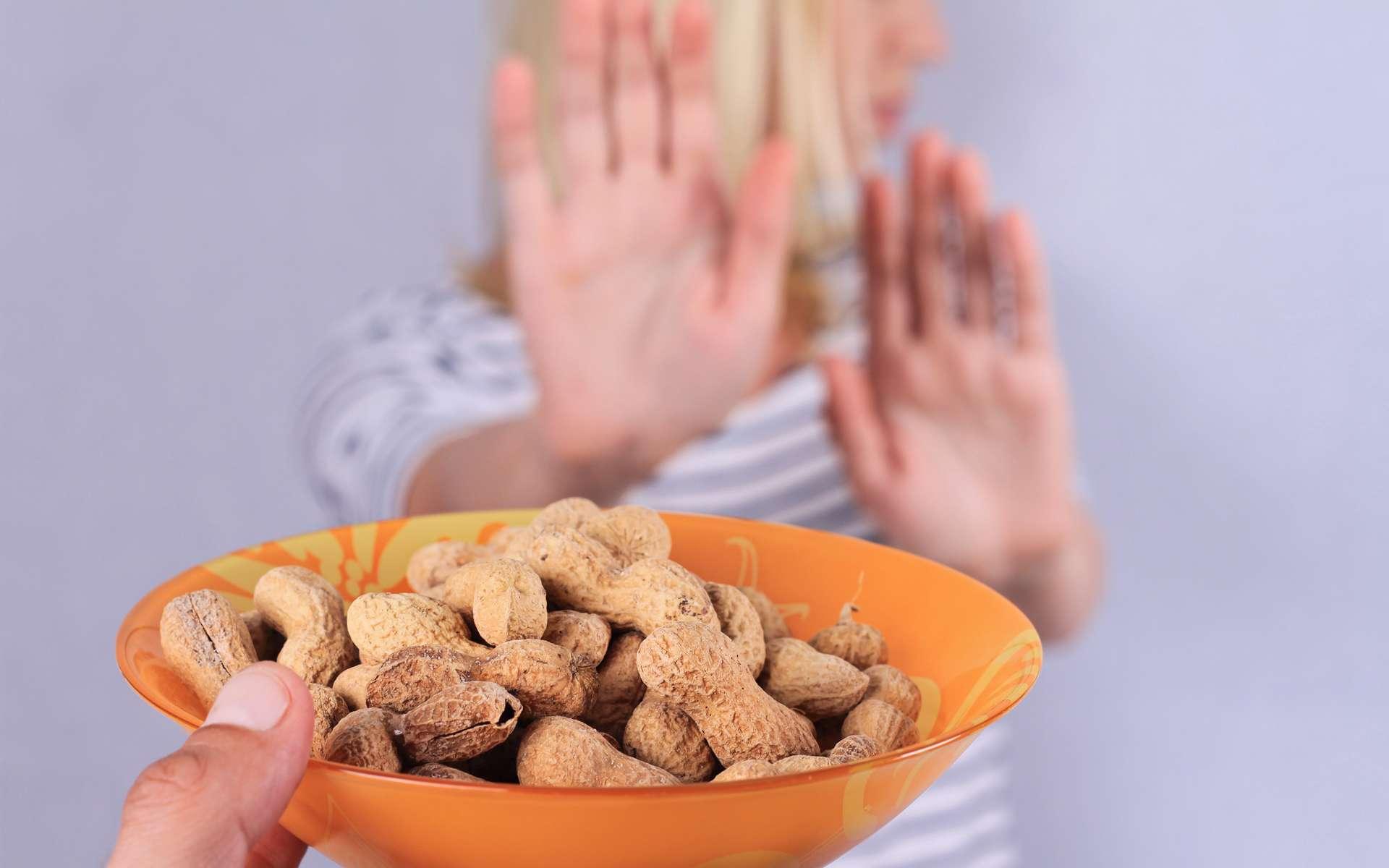 L'allergie aux arachides compte parmi les allergies alimentaires les plus courantes. © glisic_albian, Adobe Stock