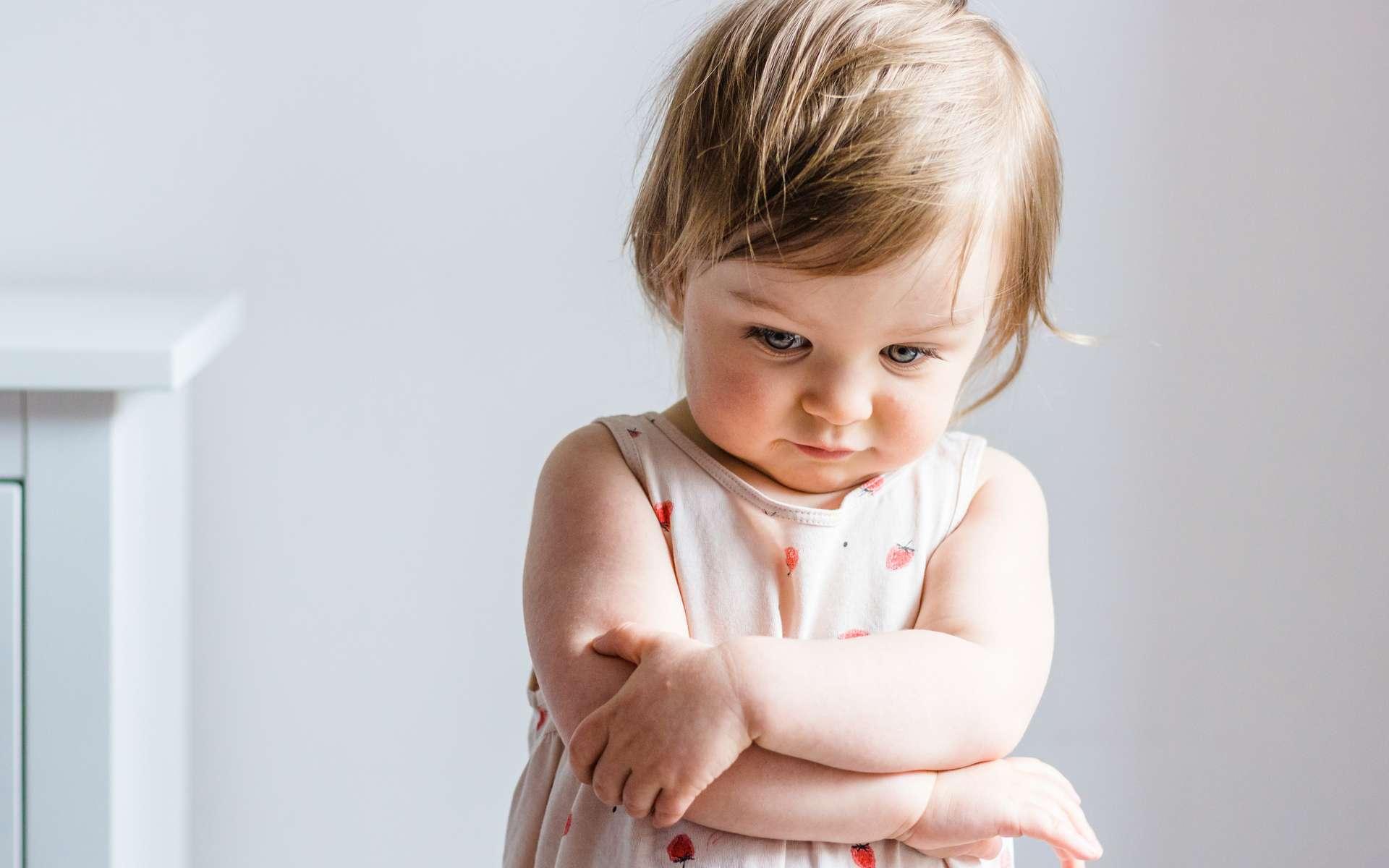 Quels liens entre le caractère d'un bébé et sa personnalité une fois adulte ? © Oksana Kuzmina, Adobe Stock