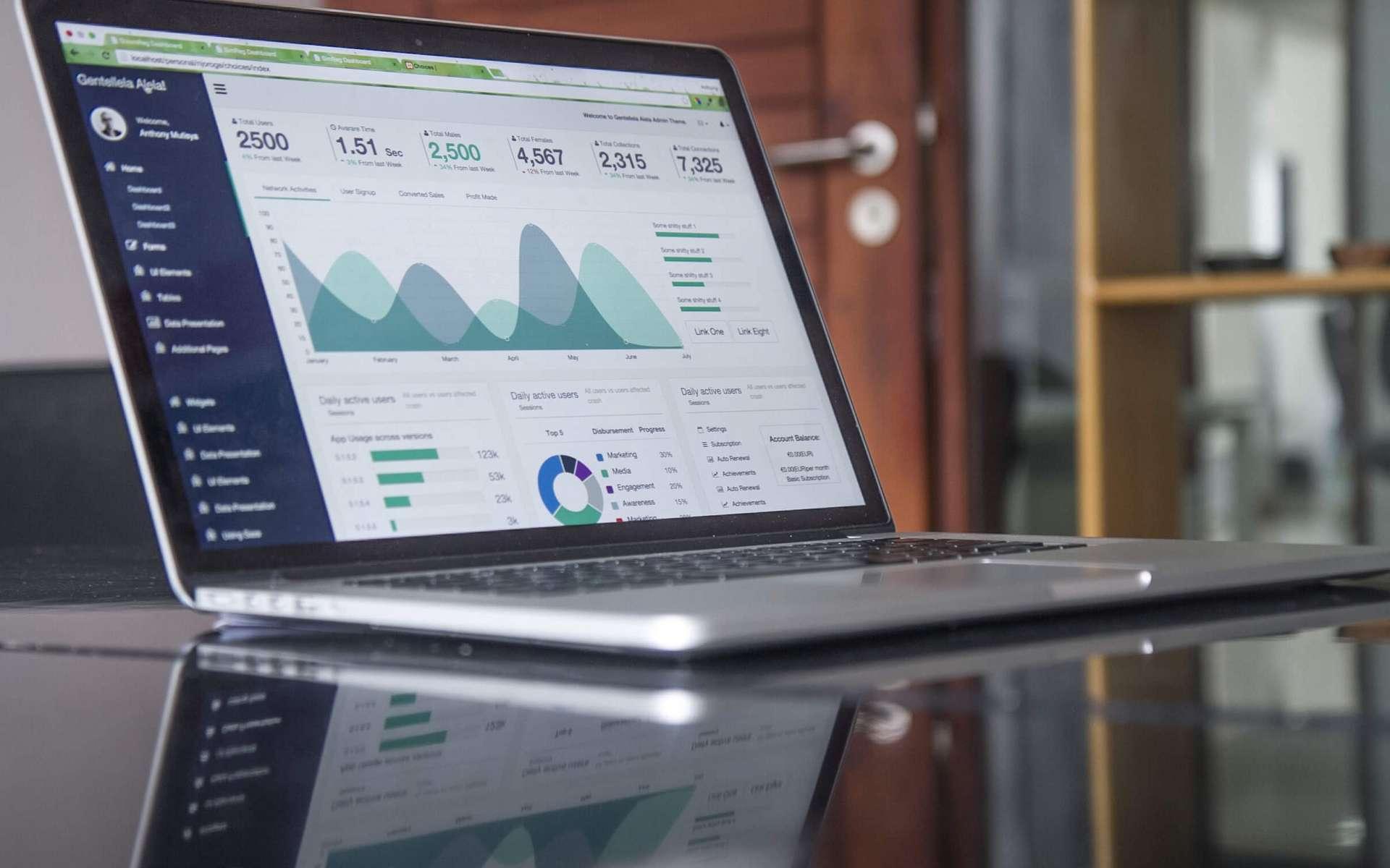 Power Bi de Microsoft, un outil de data visualisation utile aux entreprises pour l'analyse de données. © Carlos Muza, Unsplash