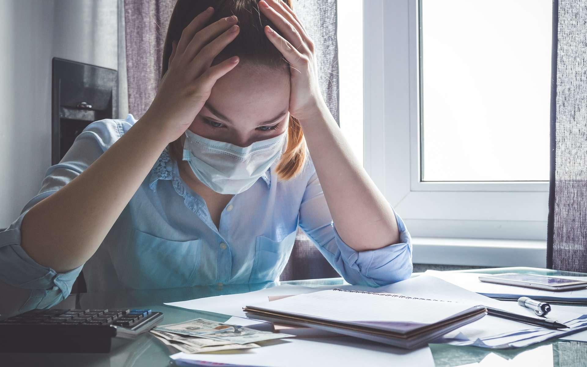 La crise provoquée par le coronavirus n'épargne pas le monde de la recherche... © Shintartanya, Adobe Stock