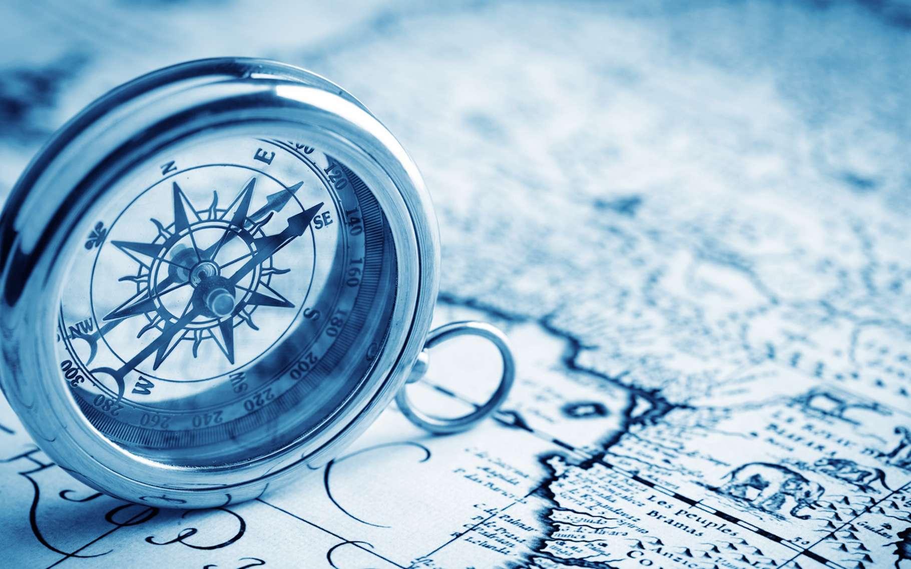 La latitude donne l'une des coordonnées géographiques d'un point à la surface du globe terrestre. © Alexstar, Fotolia