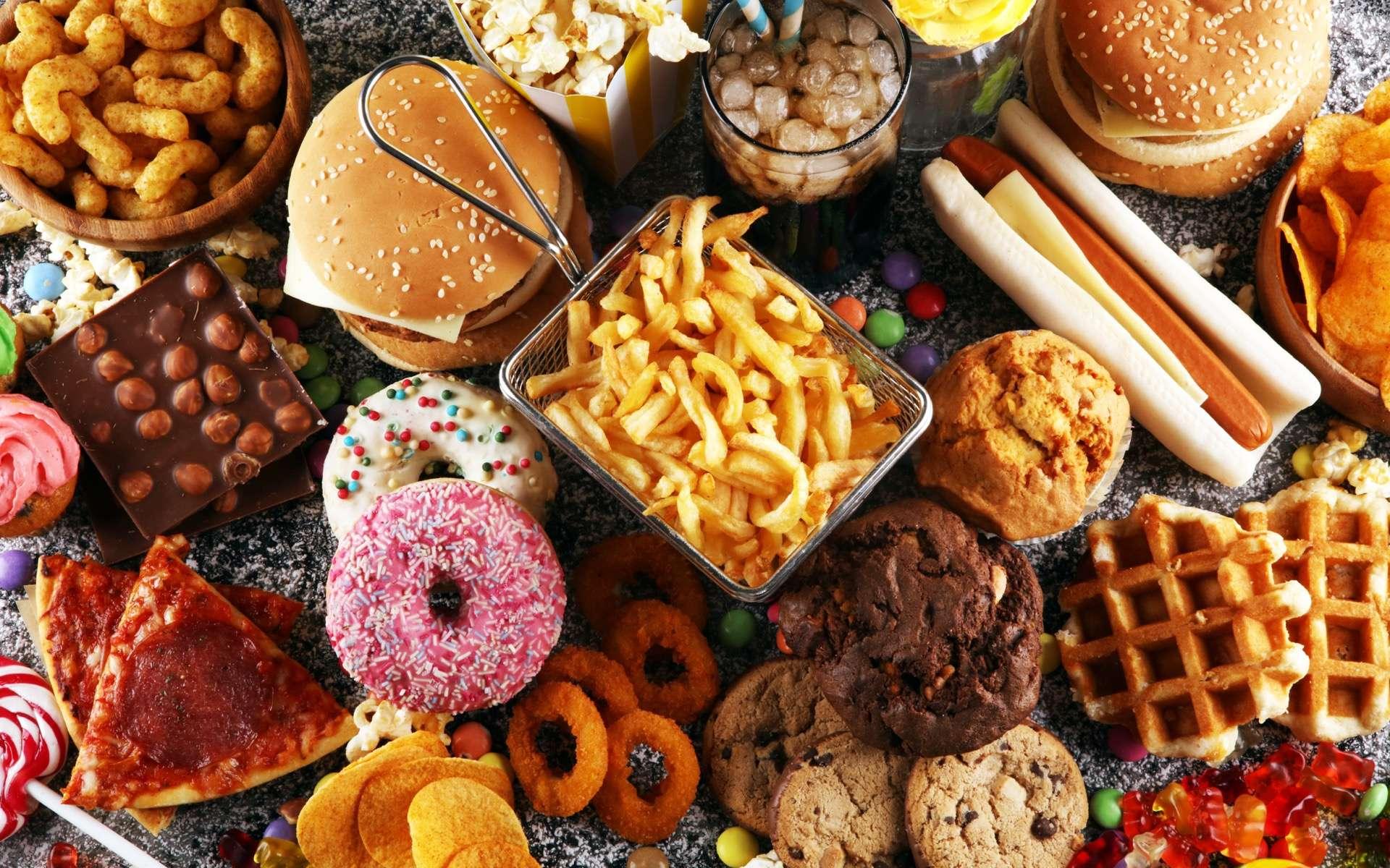 Les graisses trans se trouvent notamment dans les plats frits. © beats_, Adobe Stock