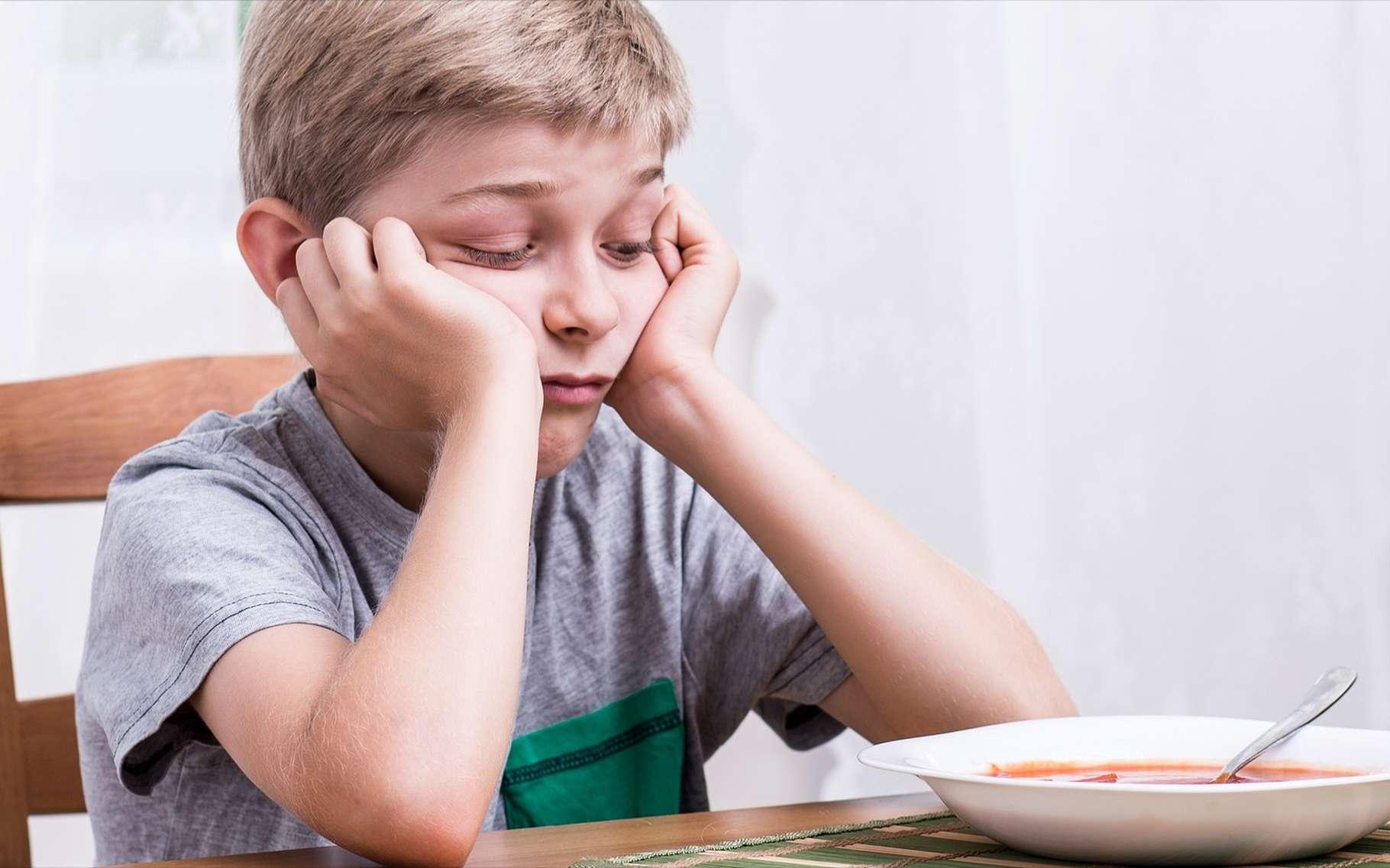 Si votre enfant refuse de manger certains aliments, ce n'est pas forcément de votre faute… © Photographee.eu, Shutterstock
