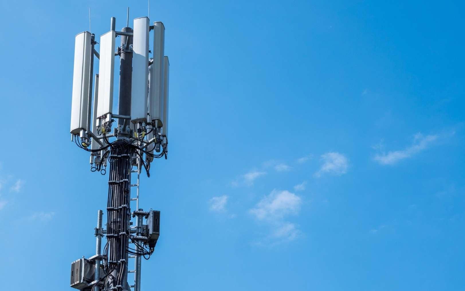 Les antennes relais sont à l'origine d'un champ électromagnétique aux alentours. © animaflora, Fotolia