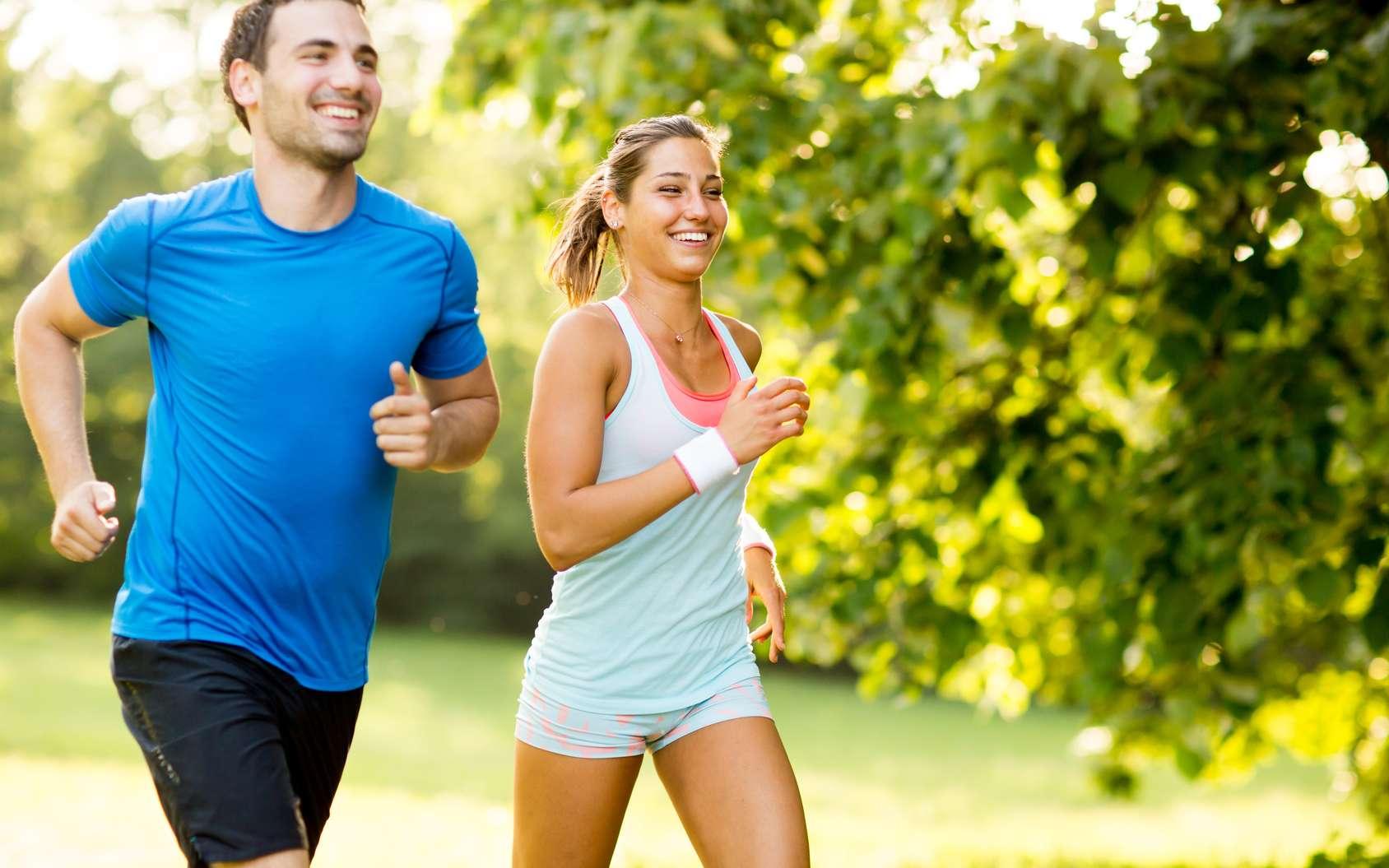 Le sport pourrait être utile dans la gestion du syndrome de fatigue chronique. © Boggy, Fotolia