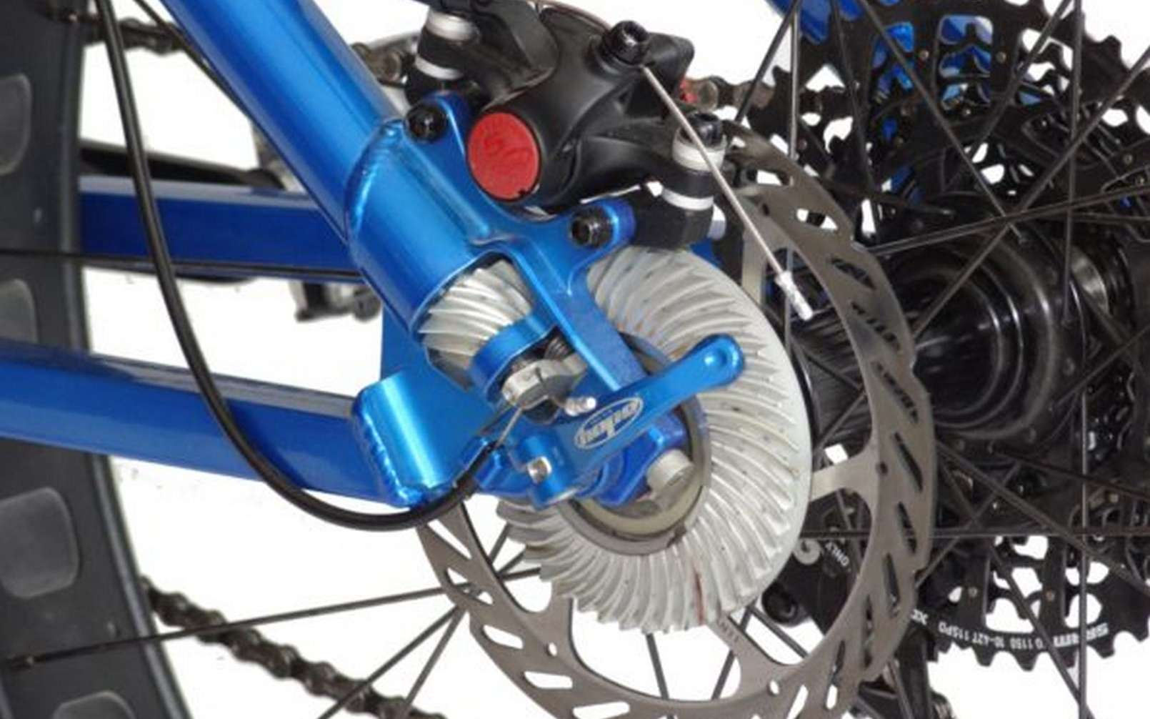Des VTT électriques deux roues motrices dotés d'une étonnante transmission intégrale