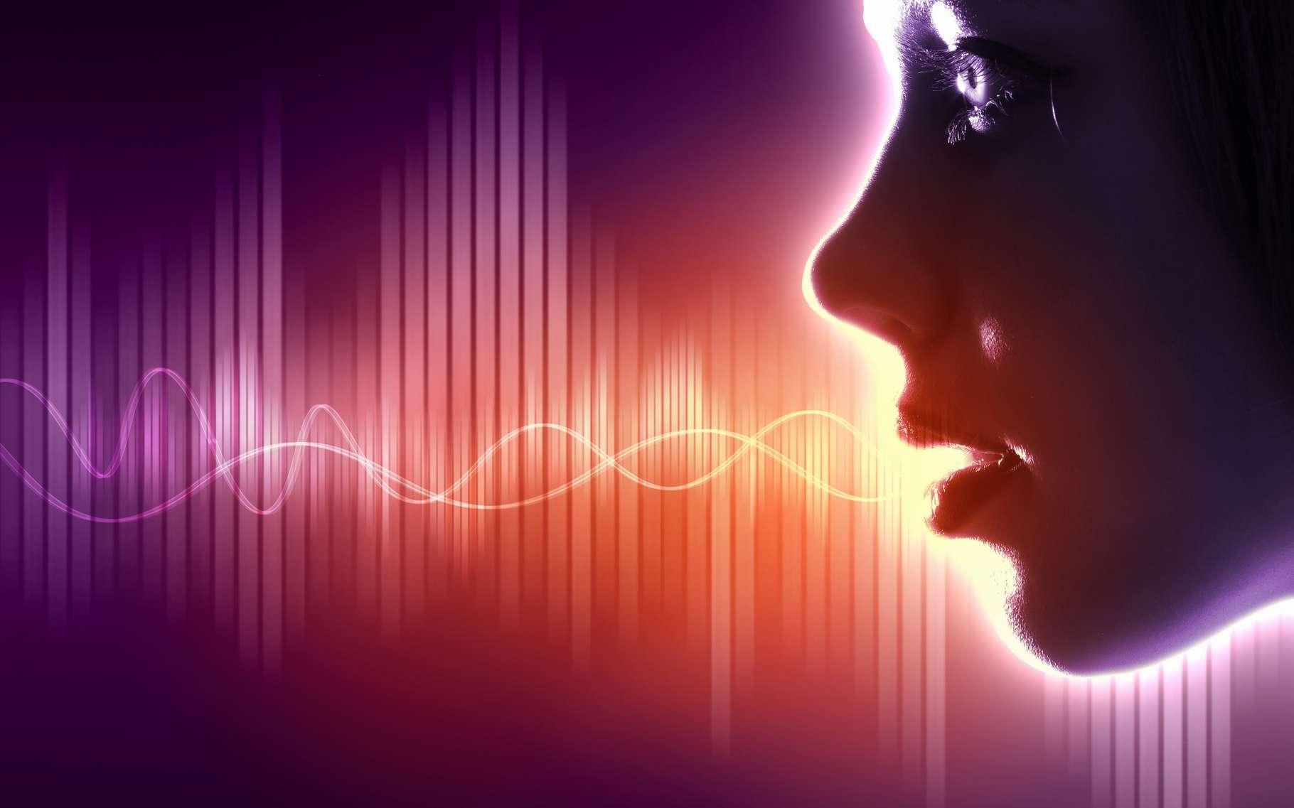 Après avoir faire montre de sa puissance pour le jeu de Go, l'intelligence artificielle de DeepMind (Google) s'attaque à la synthèse vocale avec une réussite tout aussi spectaculaire. © Sergey Nivens, Shutterstock