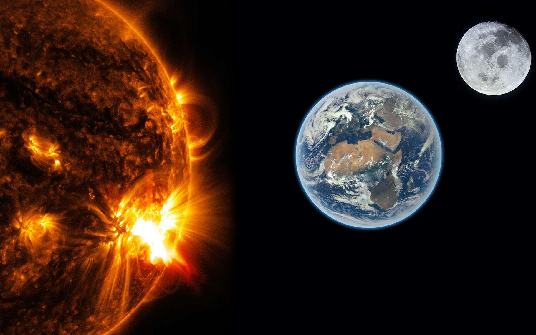 Selon des chercheurs du National center et de la University corporation for atmospheric research (NCAR-UCAR, États-Unis), la variabilité de l'activité solaire serait en corrélation avec la survenue d'événements La Niña. © Jürgen Fälchle, Adobe Stock