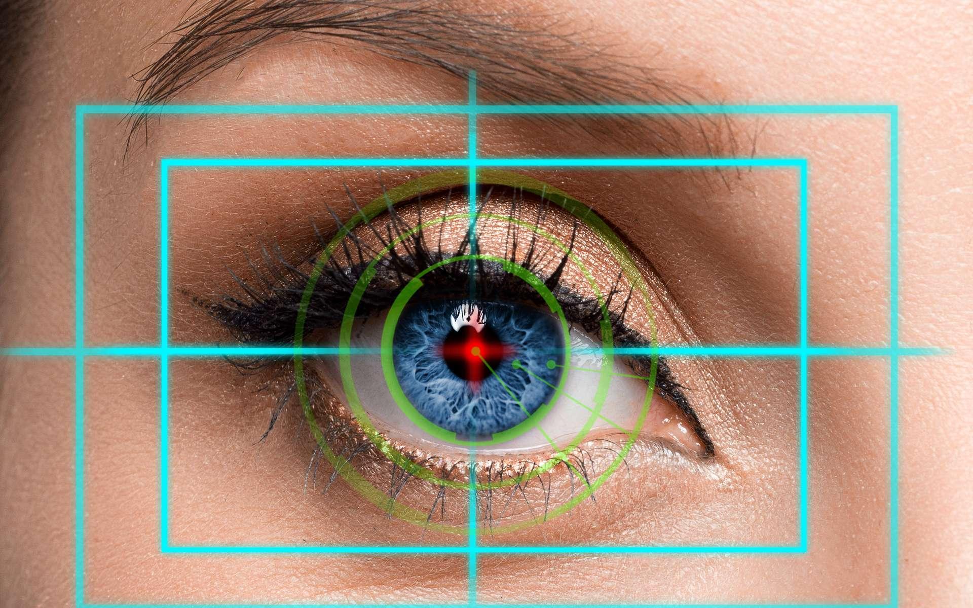 Près d'un million de Français pourraient bénéficier de la technologie de Keranova pour le traitement de la cataracte. © Stavros, Adobe Stock
