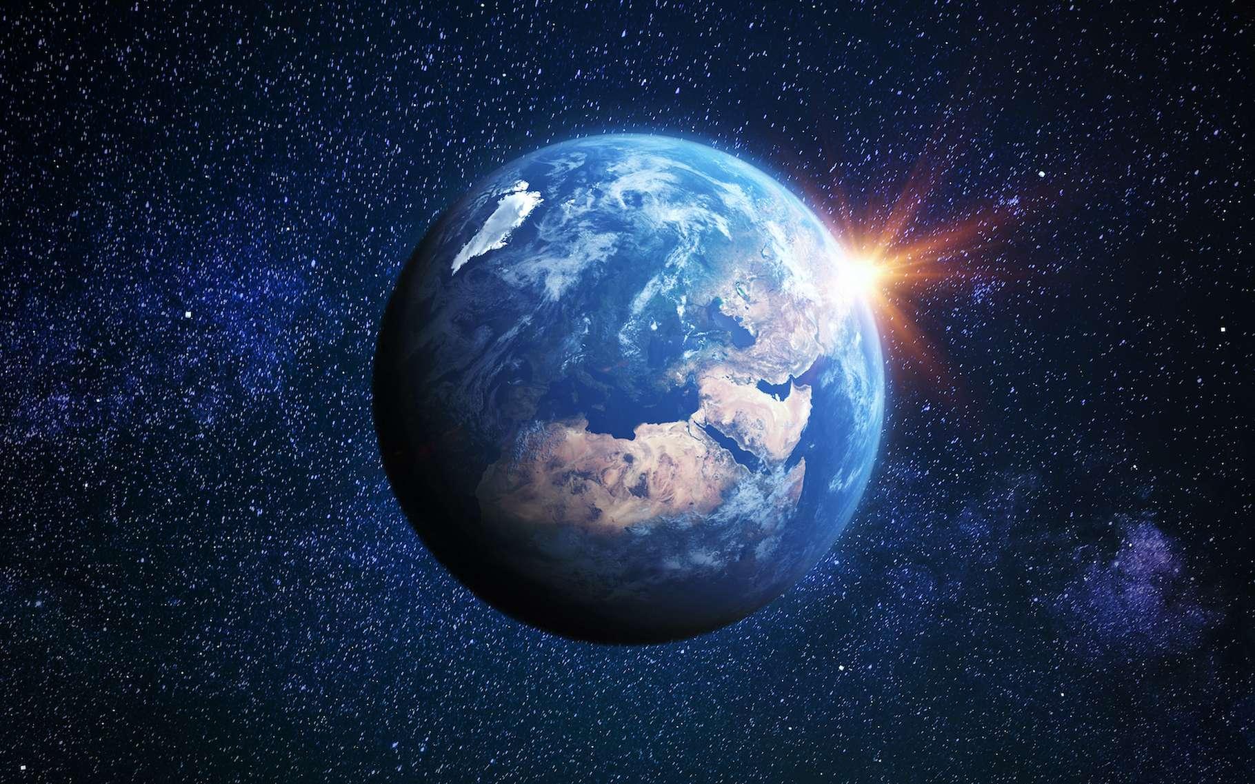 Notre belle Planète se réchauffe. Depuis 20 ans. Et même un peu plus. Mais jusqu'à quand encore ? © 杰 李, Adobe Stock