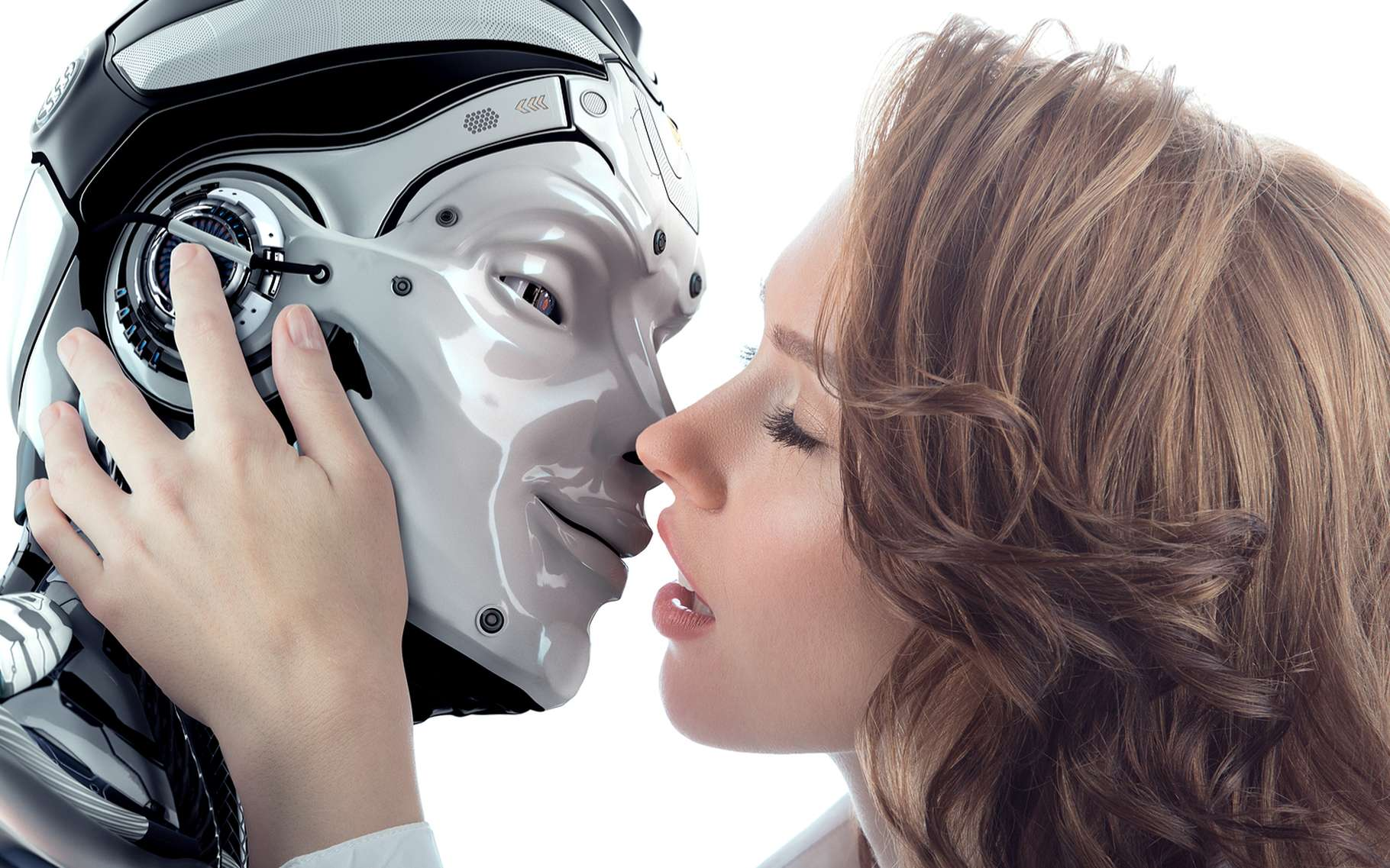 Peut-on faire l'amour avec un robot ? © Willyam Bradberry, Shutterstock