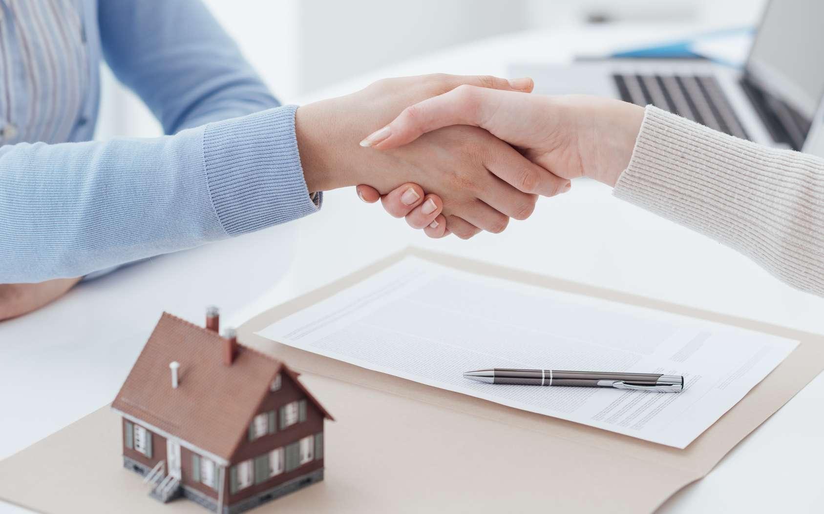 Les mensualités du crédit sont constituées uniquement d'intérêts et le montant emprunté remboursé en fin de prêt. © StockPhotoPro, Fotolia
