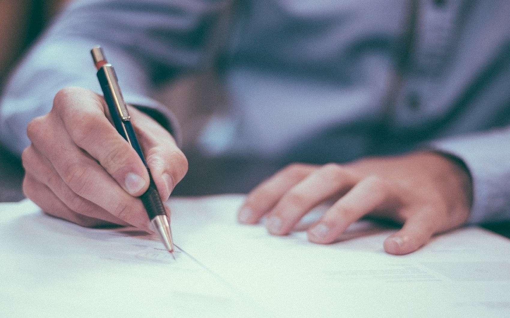 Comment rédiger sa lettre de motivation pour parcoursup ? © Free-Photos, Pixabay