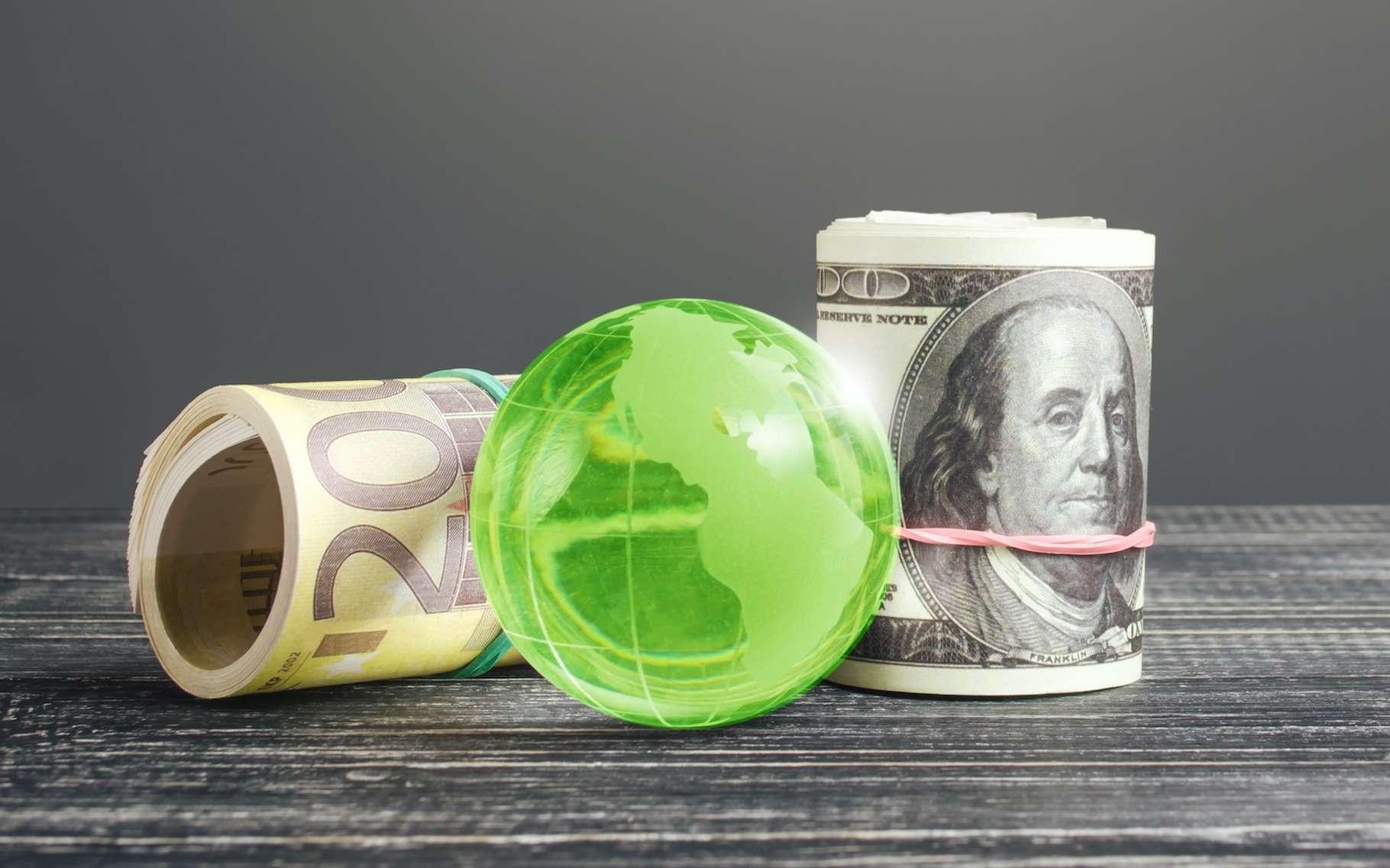 Alexis Normand, le CEO de Greenly, nous explique comment l'enrichissement de la transaction bancaire pourrait changer nos habitudes de consommation. © Андрей Яланский, Adobe Stock