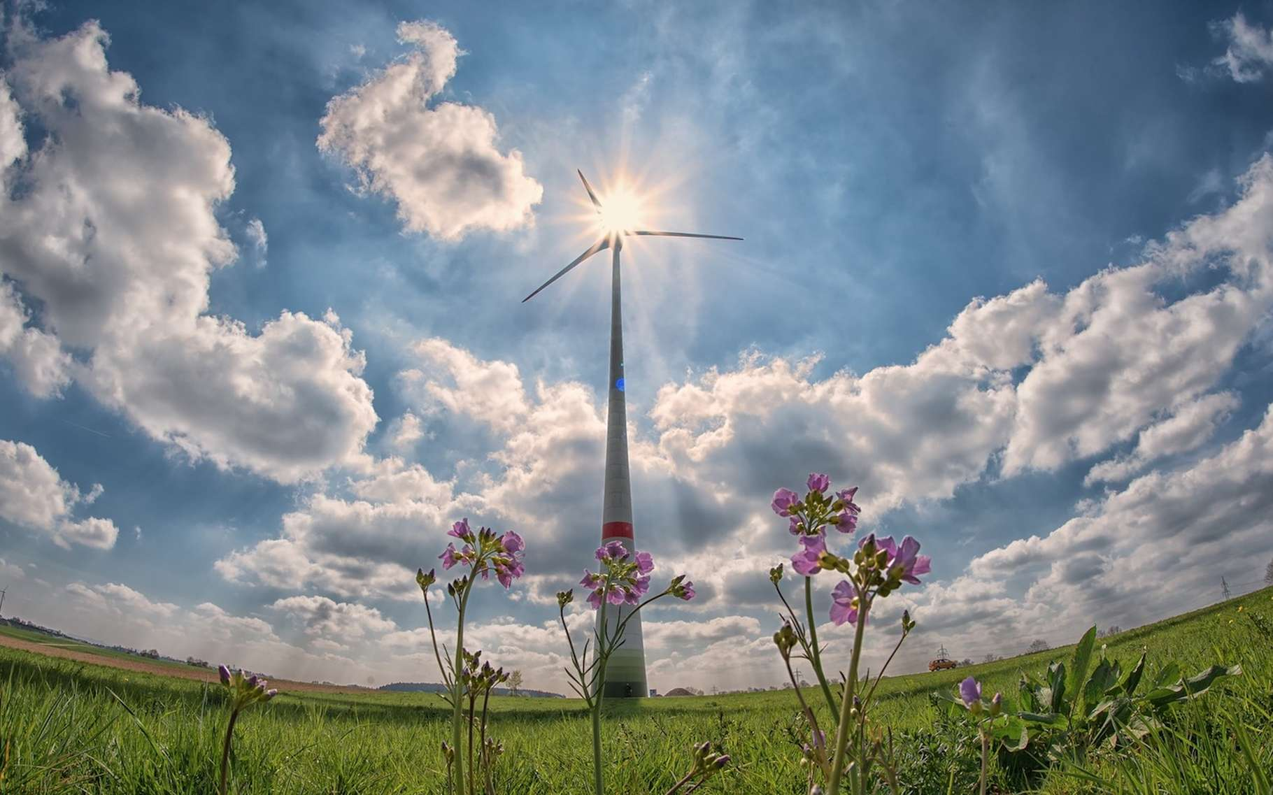 Pour lutter contre le dérèglement climatique, la Programmation pluriannuelle de l'énergie demande la réduction de la consommation d'énergies fossiles importées. Le moment est donc bien choisi pour créer une entreprise dans le secteur des énergies renouvelables. © winterseitler, Pixabay, CC0 Public Domain