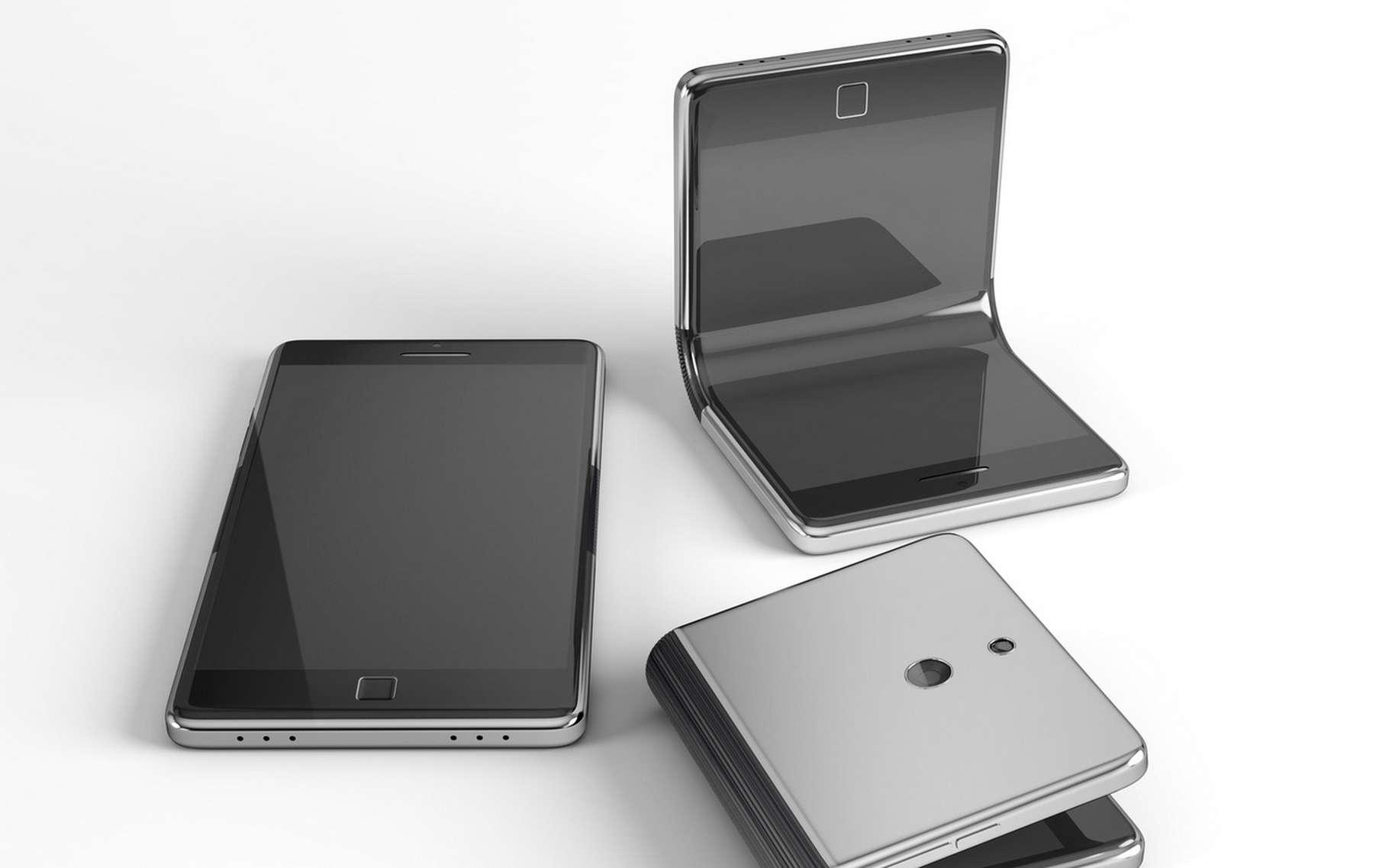 Samsung Galaxy S9 et Galaxy X pliable : un point sur les dernières rumeurs. Avec l'ordinateur hybride Surface Book, Microsoft a introduit un système de charnière innovant dont Samsung pourrait chercher à s'inspirer pour ses futurs smartphones à écran pliable. © Microsoft