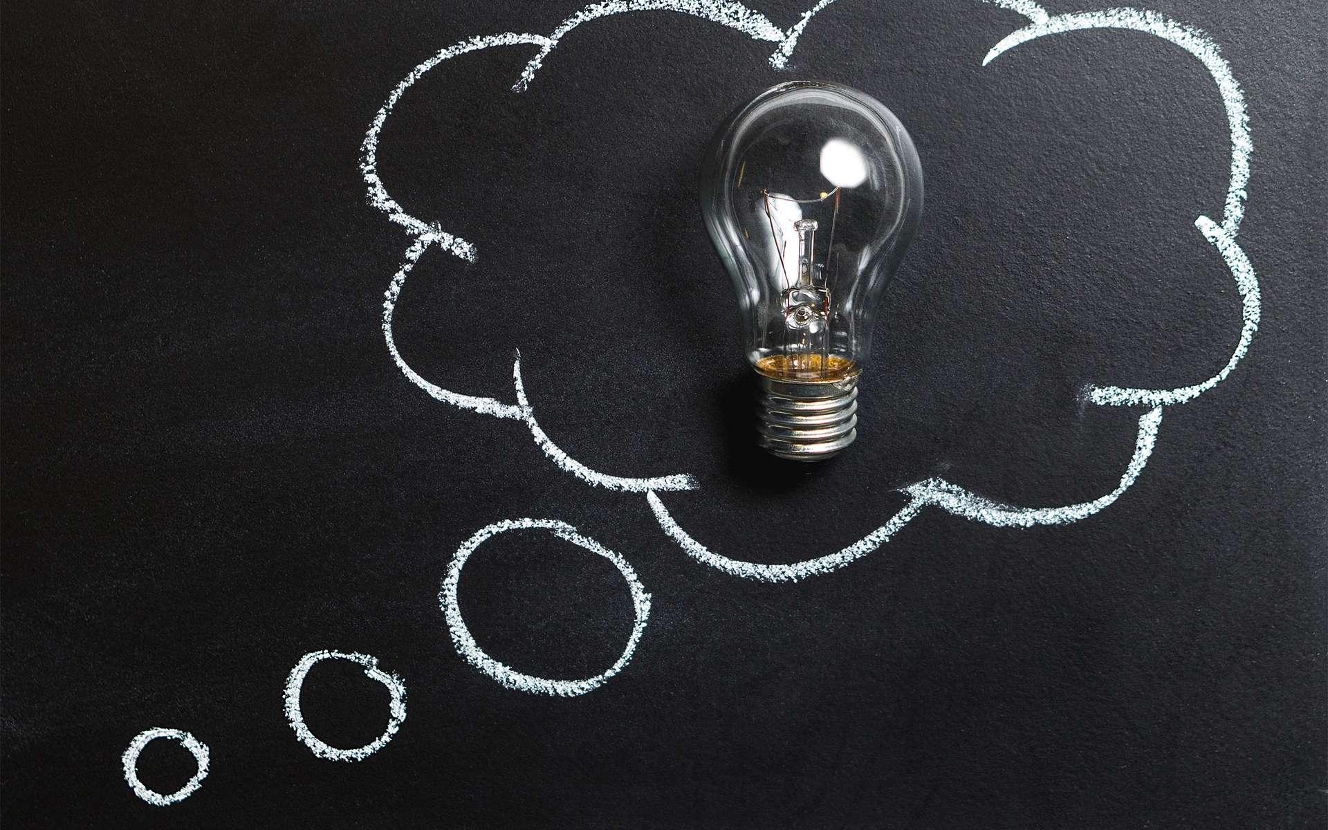 Innovation et invention ne veulent pas dire la même chose. L'invention devient une innovation si elle aboutit. © Pixabay
