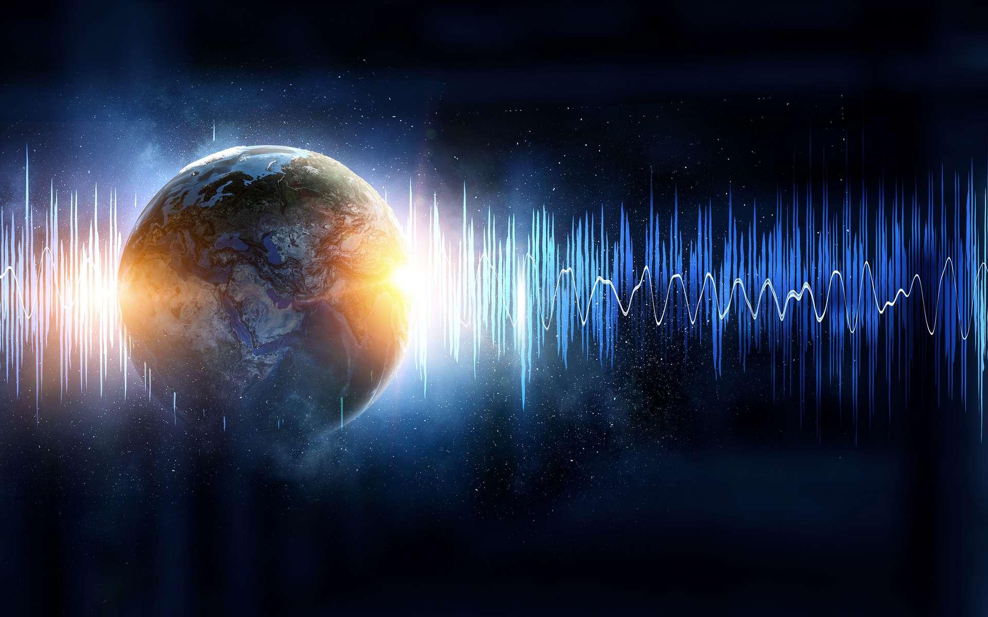 L'activité humaine provoque un bourdonnement sismique. © Sergey Nivens, Adobe Stock