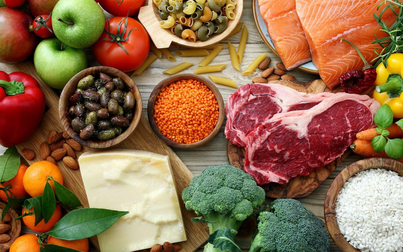 Le flexitarisme recommande notamment de réduire sa consommation de viande rouge à une ou deux fois par semaine. © denio109, Fotolia