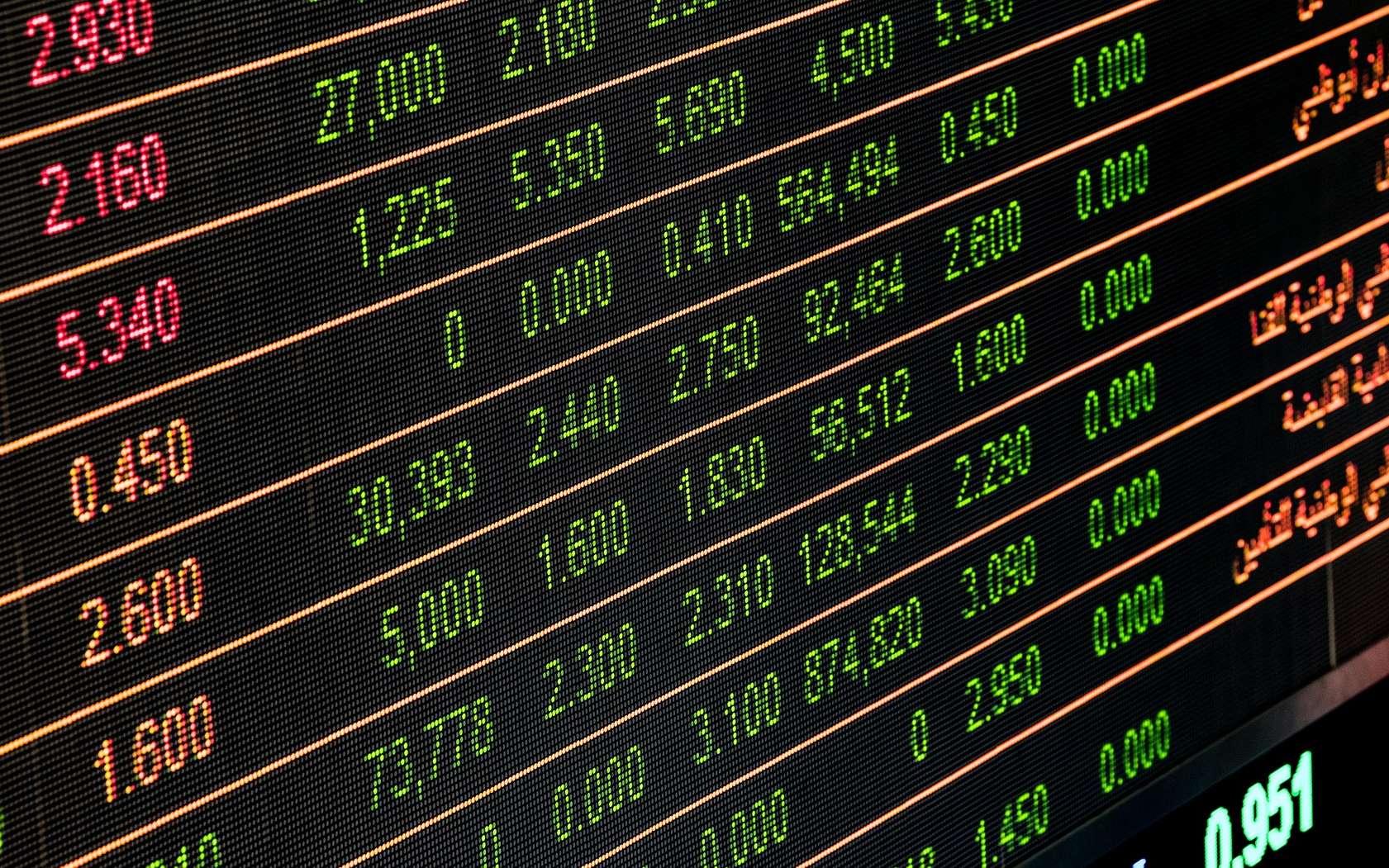 Depuis les années 2000, les investisseurs sur le marché des changes « Forex » sont aussi des particuliers. © CC0 Creative Commons.