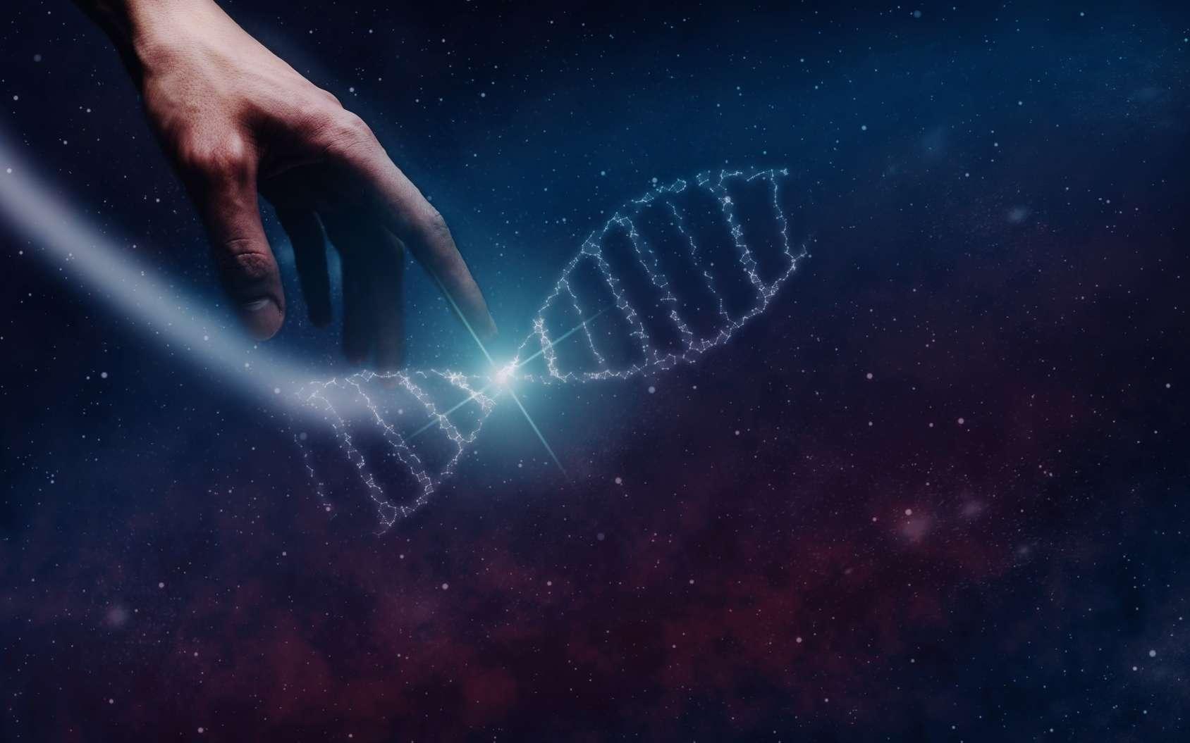 Quel ADN dans les mondes extraterrestres ? © Oleksandr, Fotolia