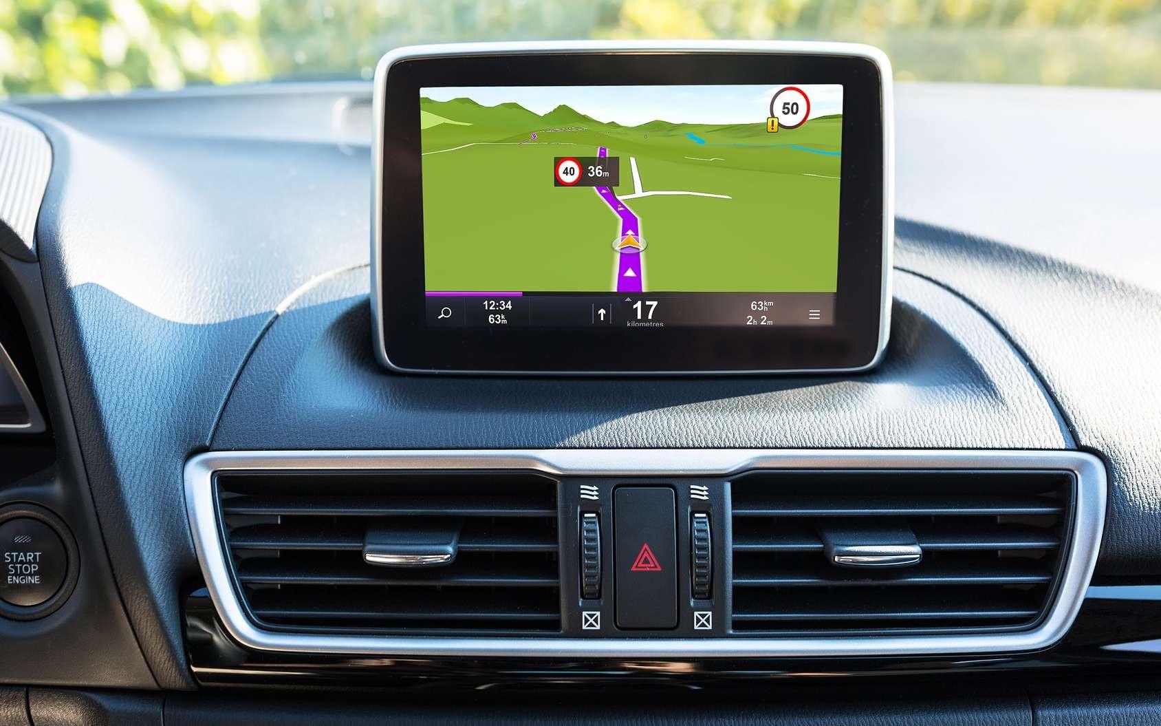 Si vous vous laissez guider par le GPS de votre voiture, celui de votre cerveau est mis en mode « off ». © Patryk Kosmider, Fotolia