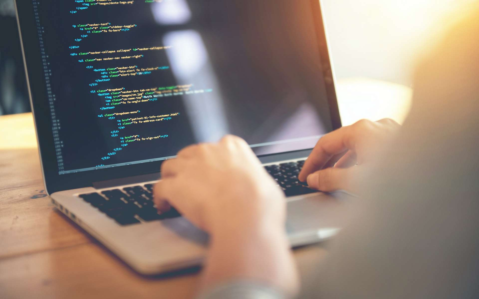Coder : une question de langue bien plus que de mathématiques. © oatawa, Adobe Stock