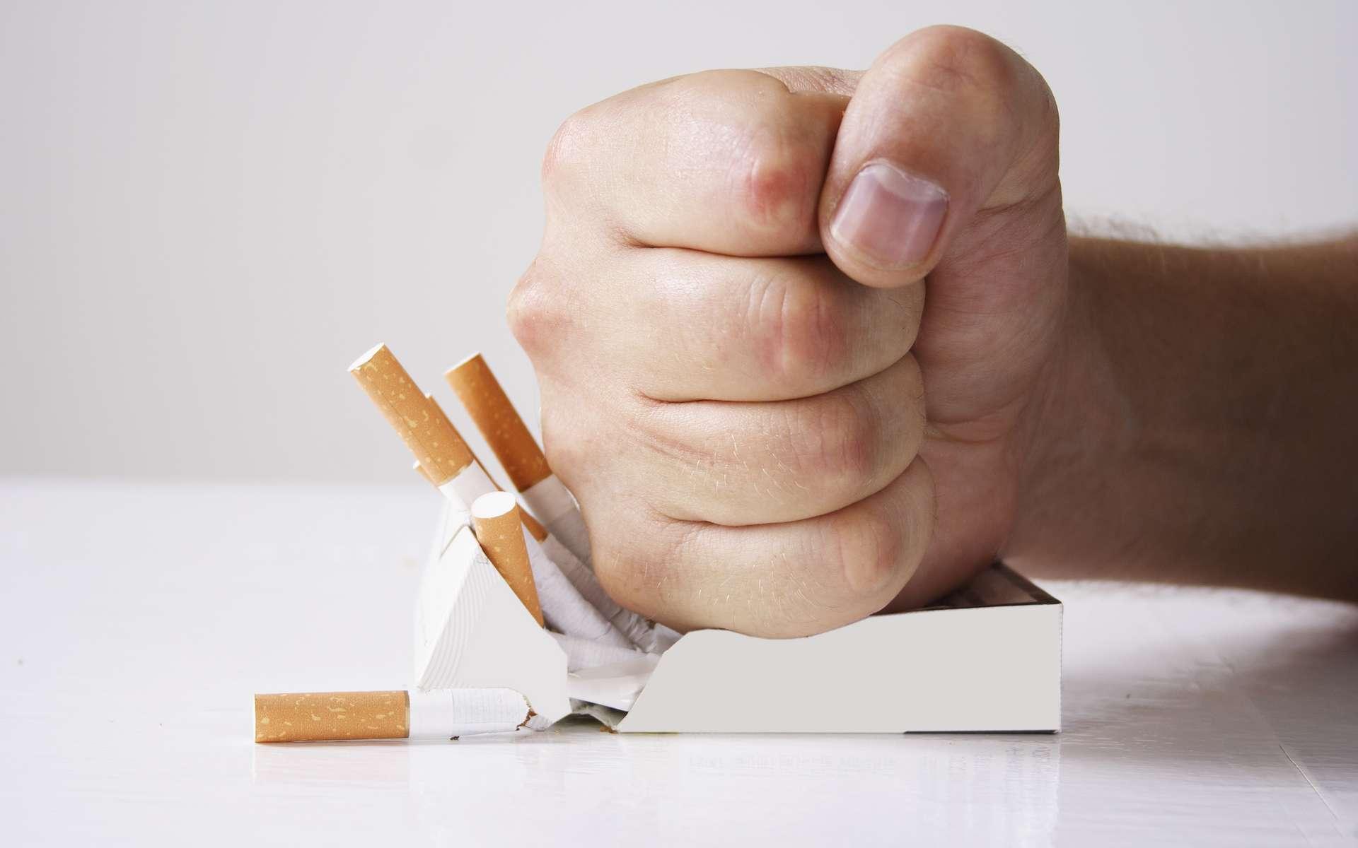 L'objectif du mois sans tabac, c'est d'arrêter définitivement par la suite. © Oleskandra Voinova, Adobe Stock