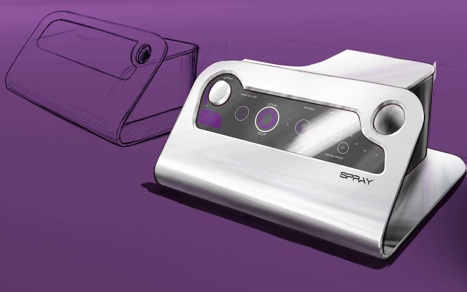 Ne jamais oublier le design et l'ergonomie au moment de créer son boîtier. © Revoluplast
