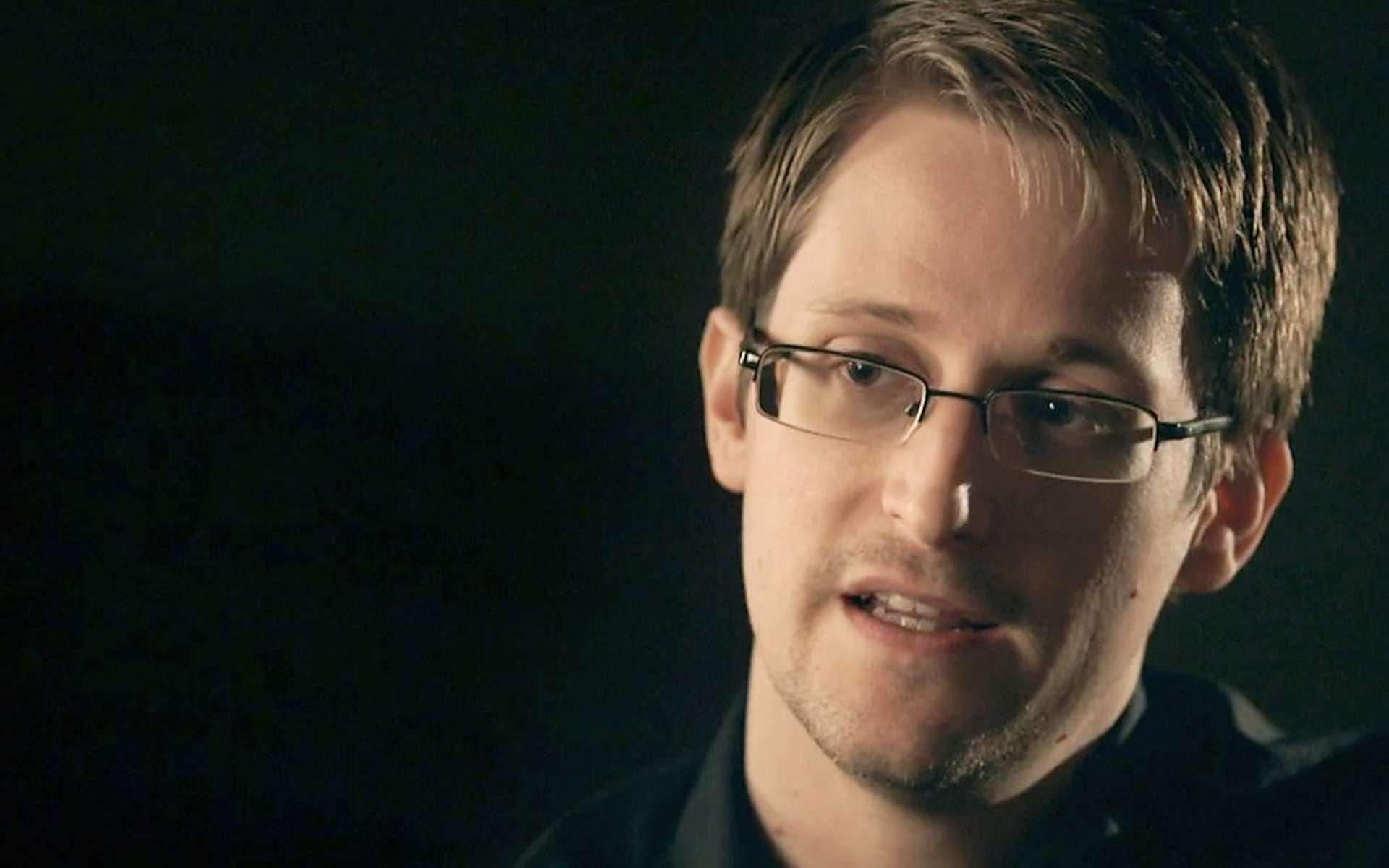 Edward Snowden, lanceur d'alerte, a trouvé refuge en Russie depuis ses révélations. © TheDuran