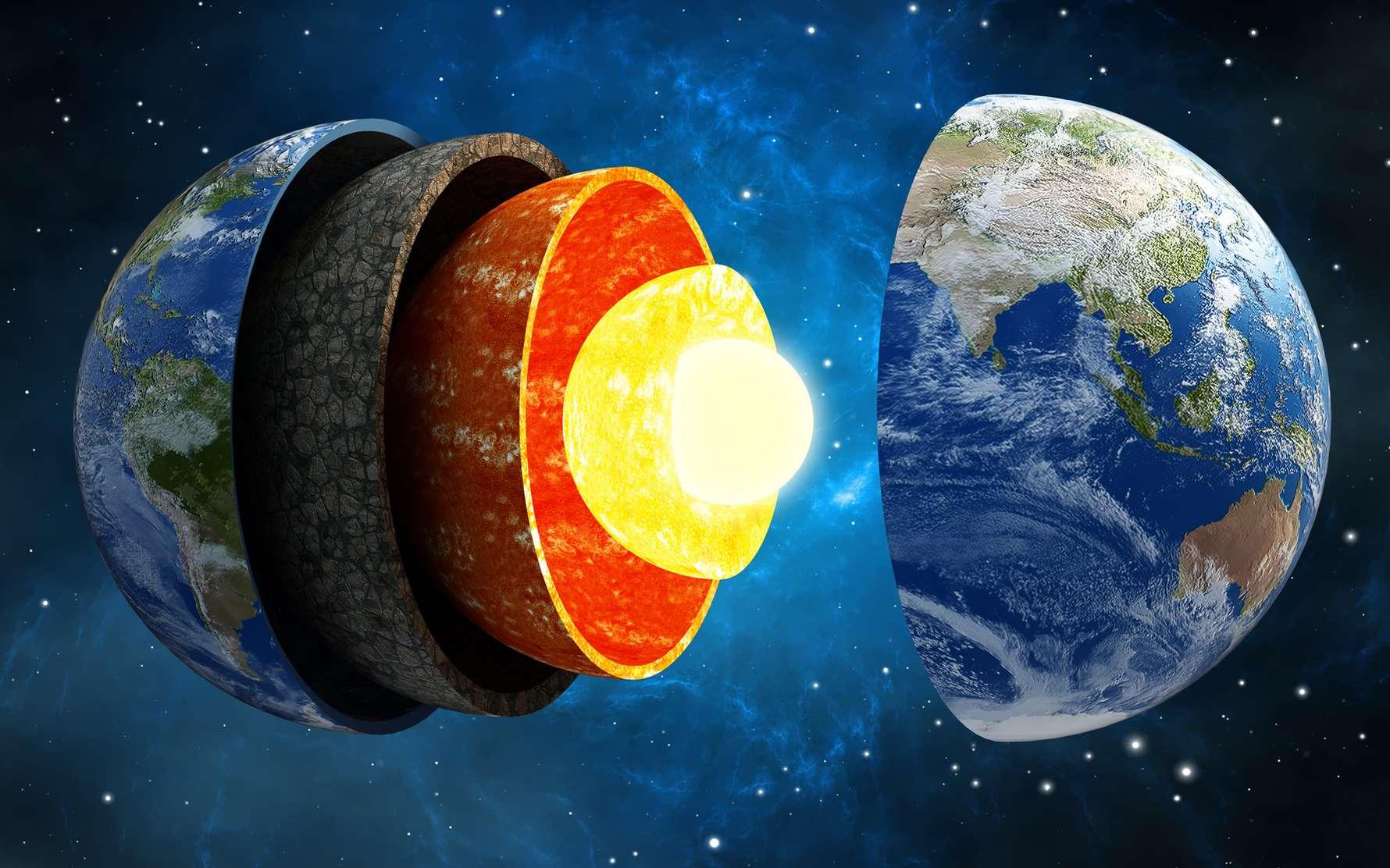 Spécialiste de l'exploration terrestre, le géologue étudie chaque couche de notre planète afin d'apporter son expertise dans de nombreux domaines d'activités comme la sismologie, la cartographie, l'hydrogéologie... © Destina, Fotolia.
