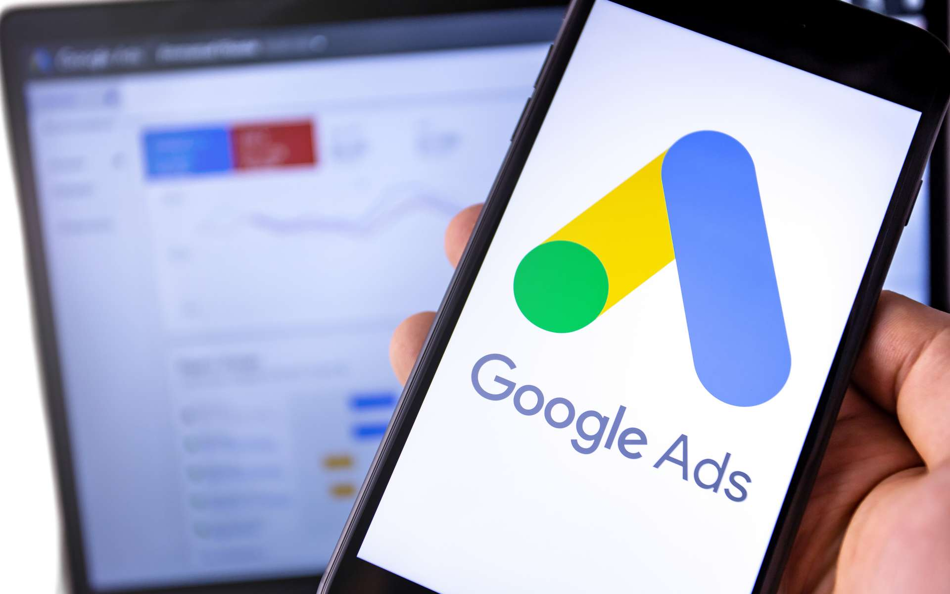 Formation Google Ads © prima91, Adobe Stock