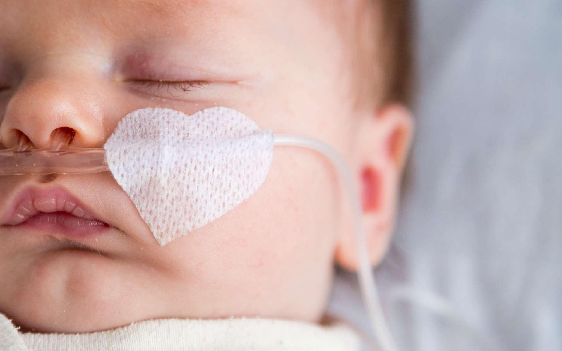 La bronchiolite est une affection virale. Attention à l'hygiène du biberon. © Lavizzara, Adobe Stock