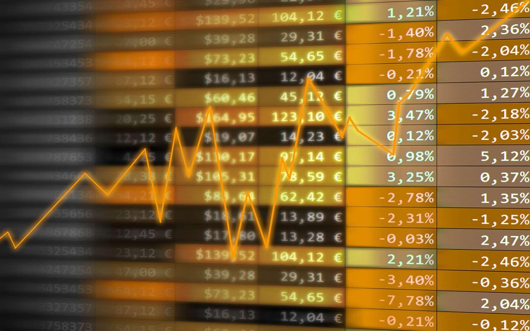 Ce que tout le monde devrait savoir sur les indices boursiers. © Laurent (Pictarena), Fotolia
