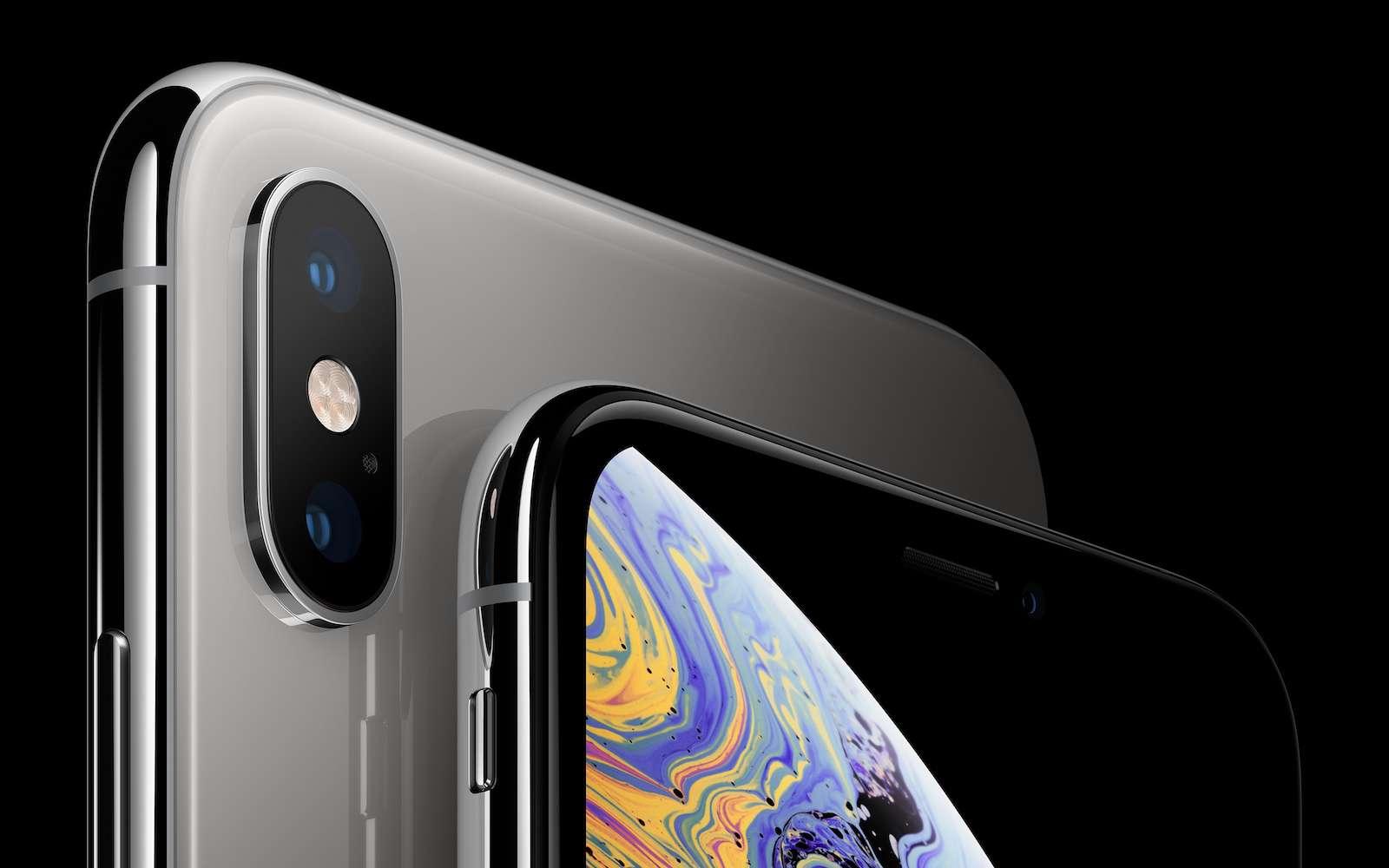 Apple triche-t-il avec l'autonomie annoncée de ses iPhone ? © Apple