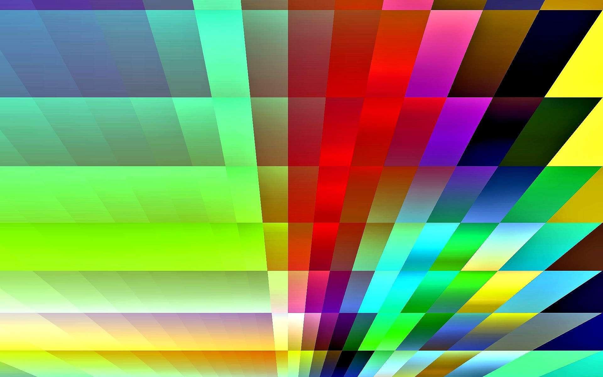 Un jour, peut-être, serons-nous en mesure de changer les couleurs des murs de notre intérieur en se servant non plus de nuanciers, de pinceaux et de rouleaux, mais simplement de notre smartphone. © Pixel1, DP, via Pixabay