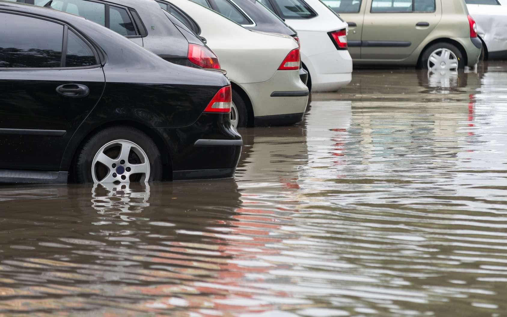 Dans l'Aude il est tombé en quelques heures l'équivalent de plusieurs mois de précipitations. © irontrybex, Fotolia